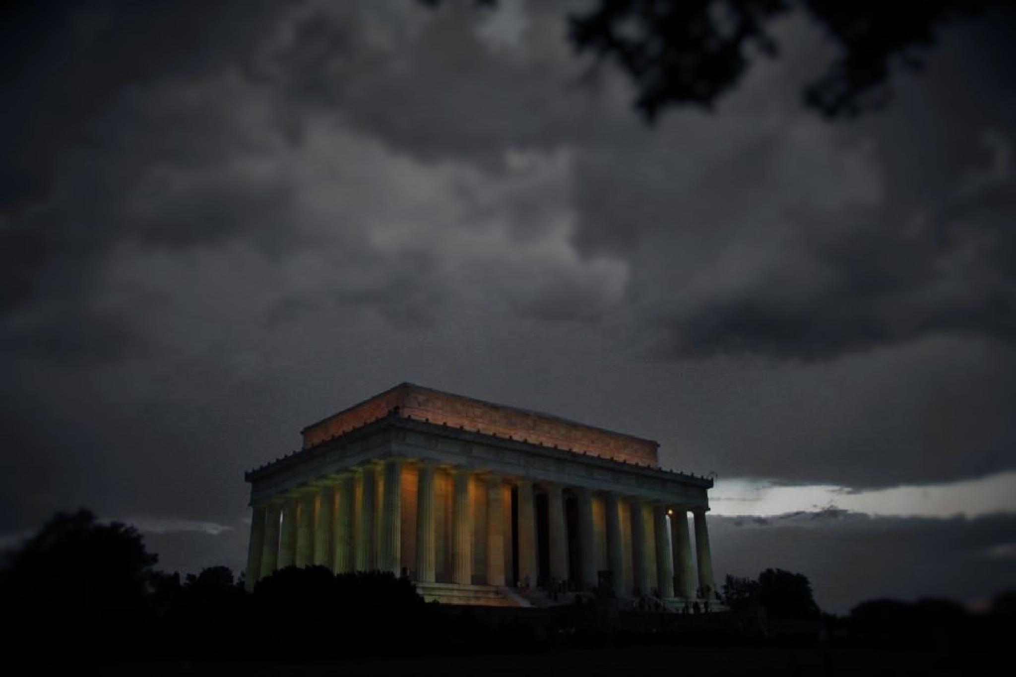 Lincoln Memorial by brant.stevenson