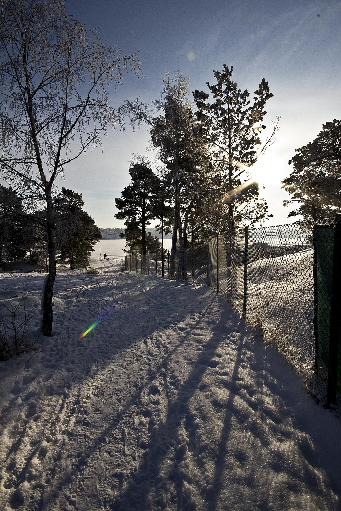 Winter @ Saltsjöbaden by gerry.askefalk