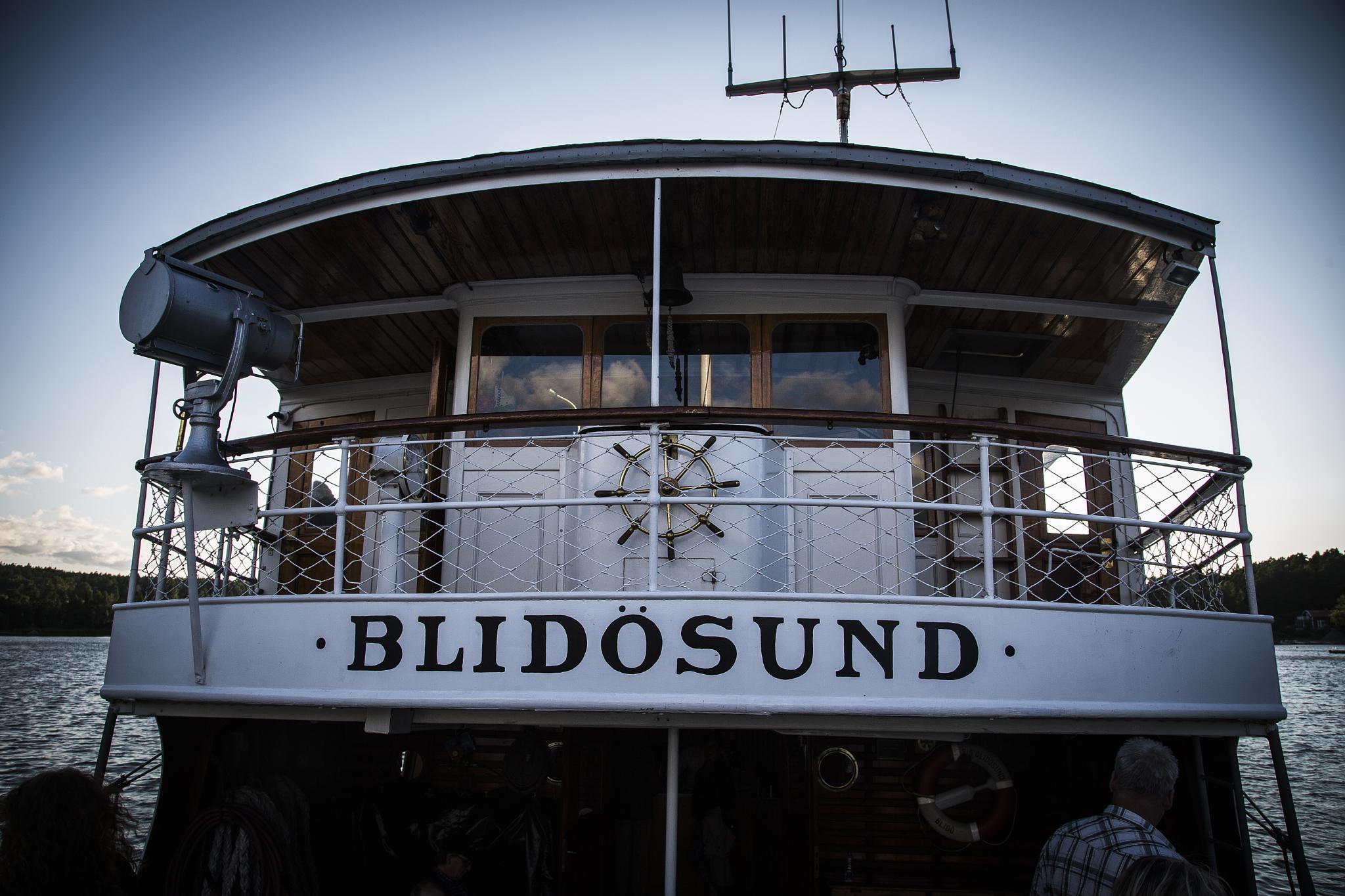 S/S Blidösund by gerry.askefalk