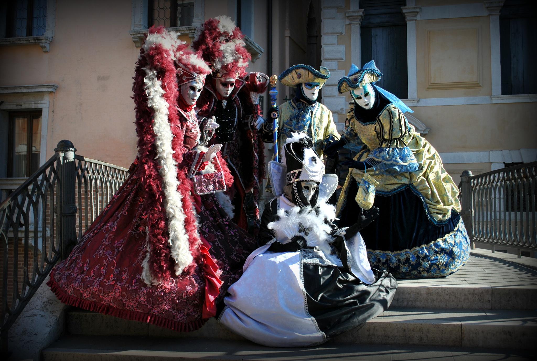 Venice carnival 2016 by Fulvio Toso