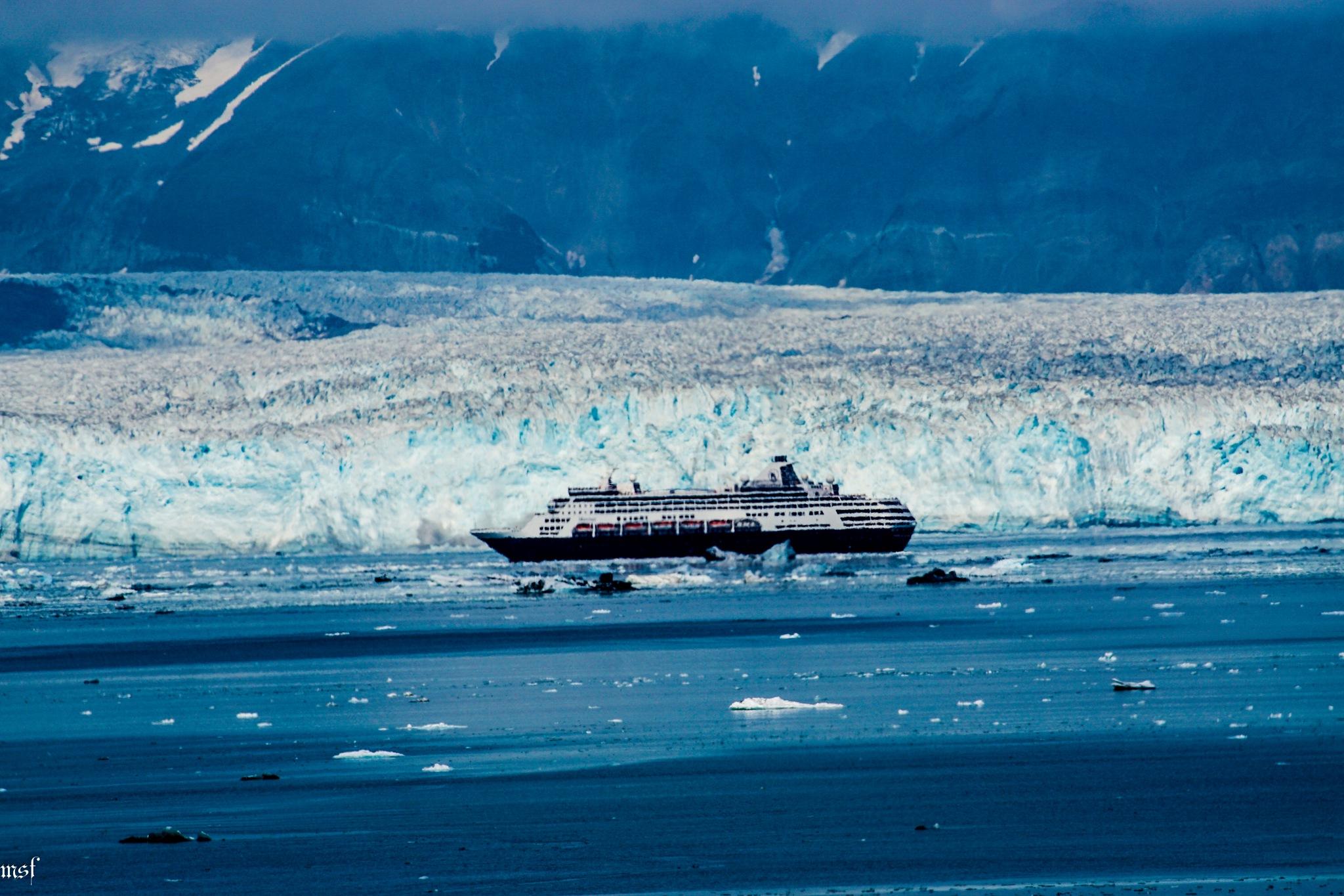Glacier Blue by msfletcher