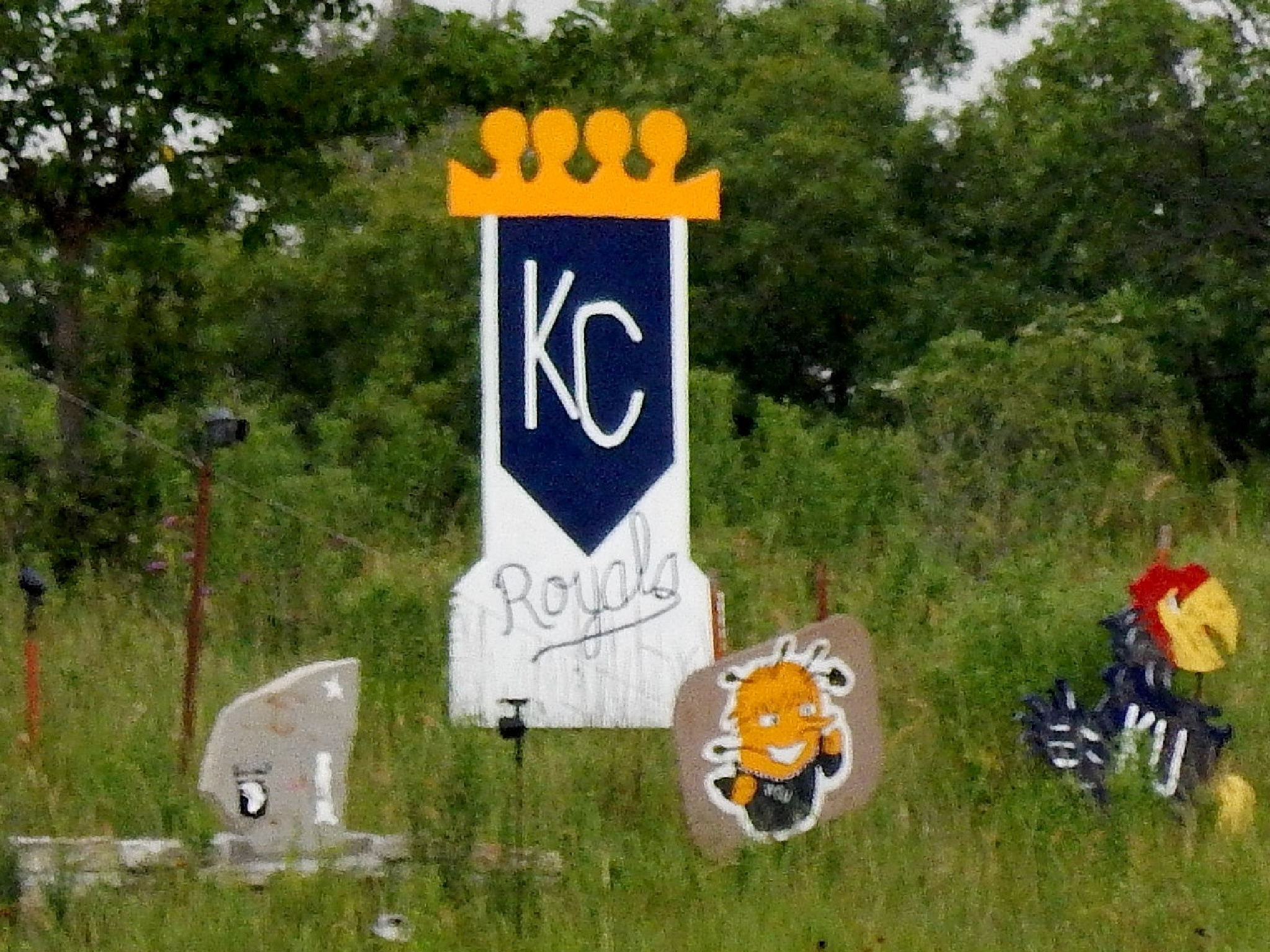 Let's go ROYALS!!!!!!! by Marsha Furman