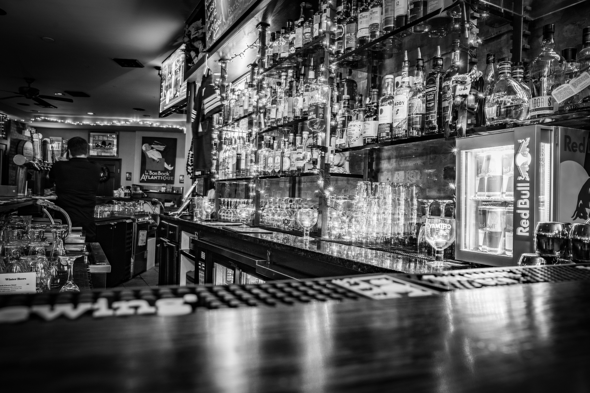 Neighborhood Bar by Kevin Drew Davis