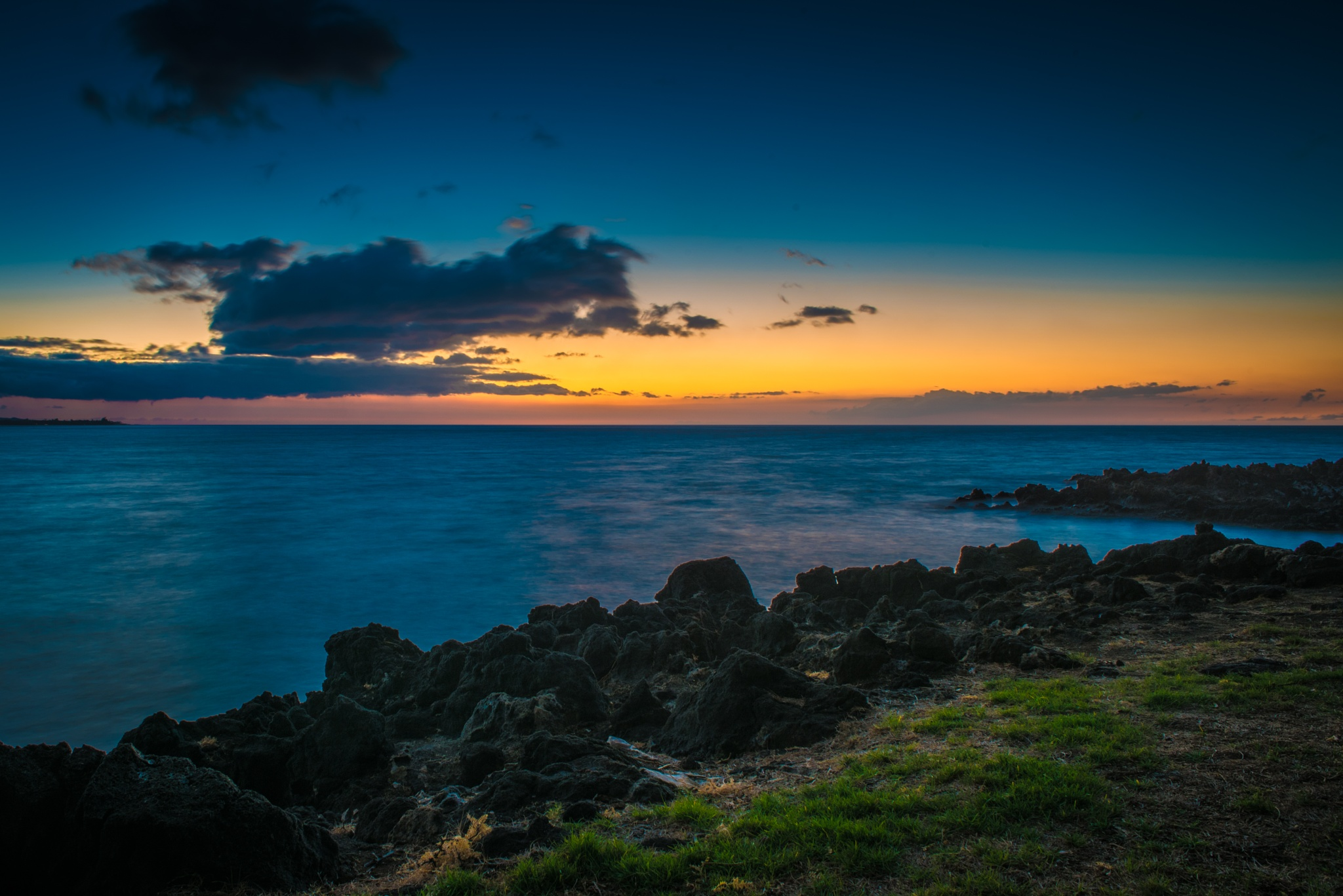After the Sunset by Kevin Drew Davis