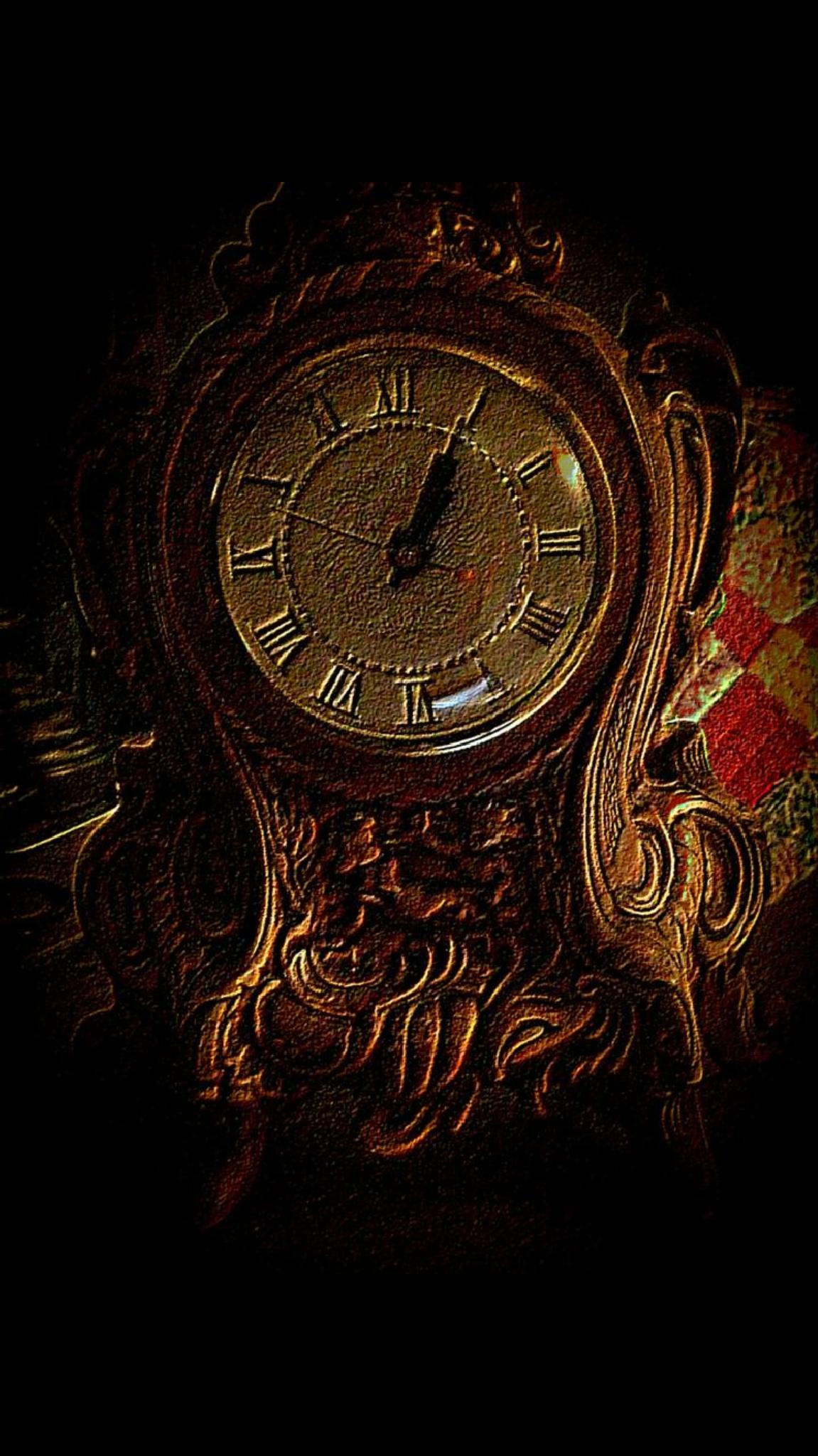 Grandma's Clock by ginger.barritt