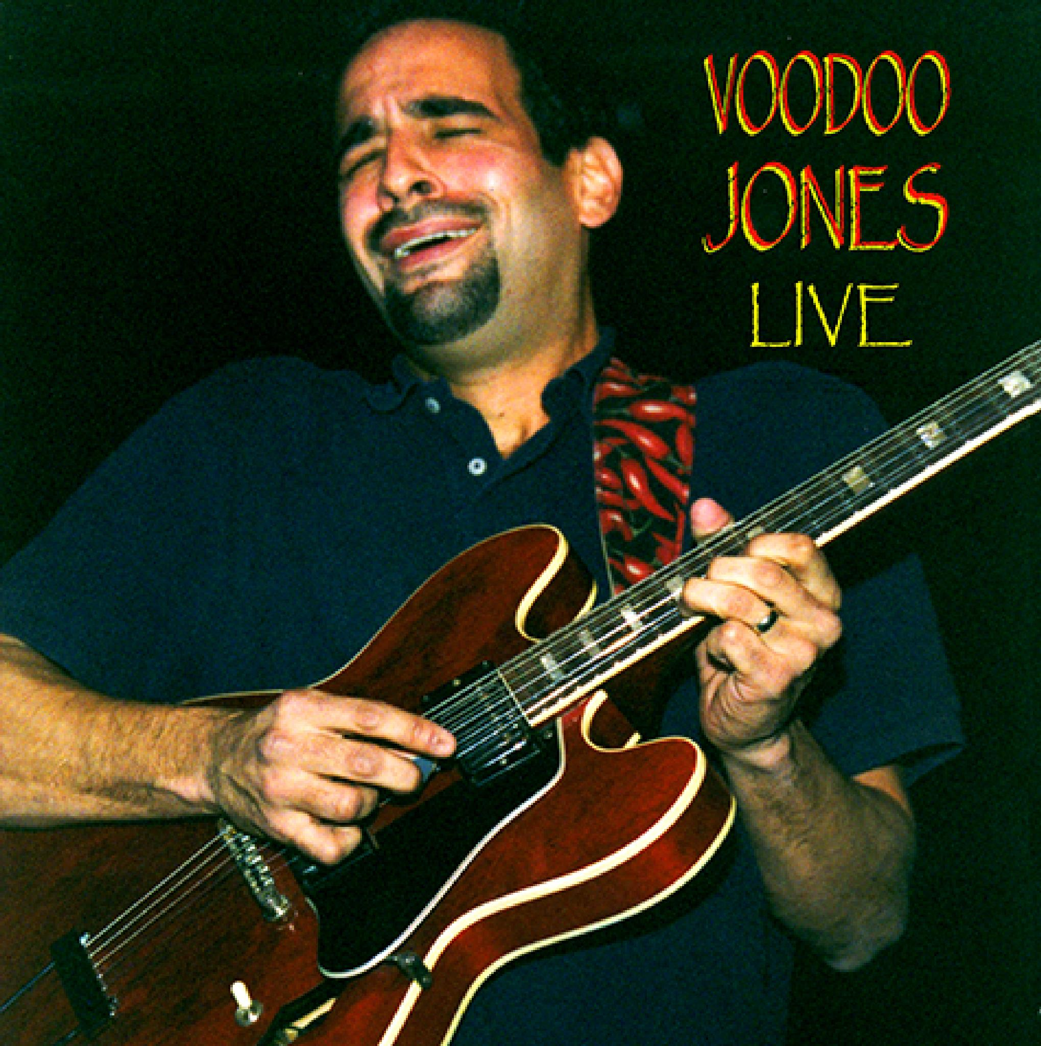 Voodoo Jones / LIVE by TJ / A H Wolf Photography