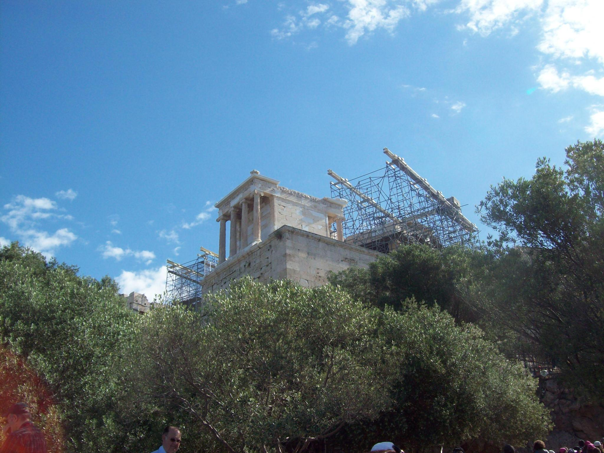 Acropolis of Athens, Temple of Athena Nike by Σοφία Κορνηλάκη