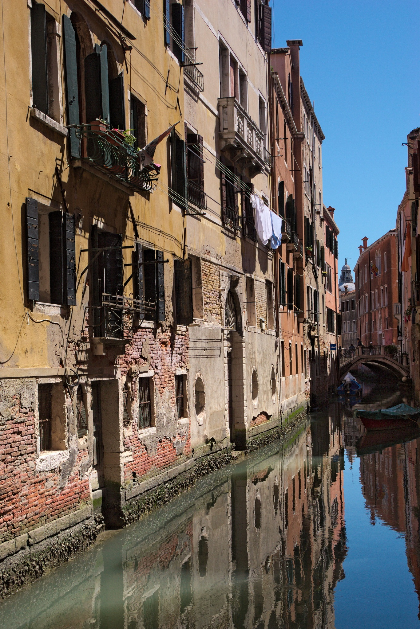 Somewhere inside Venice #5 by Alex Zalesny