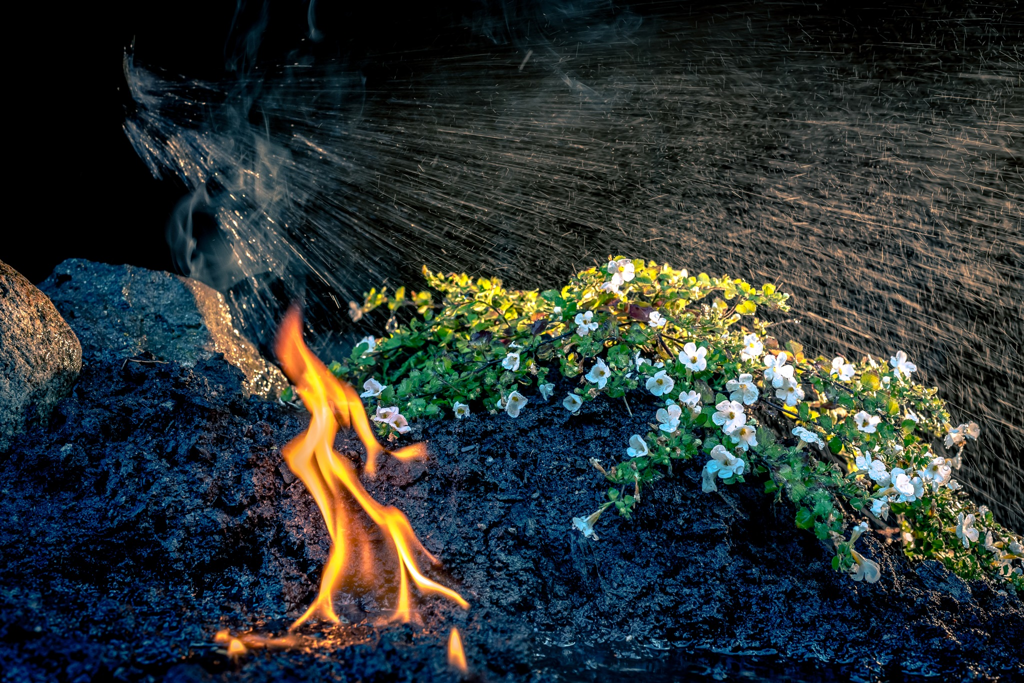 The four elements! by Fotojocke