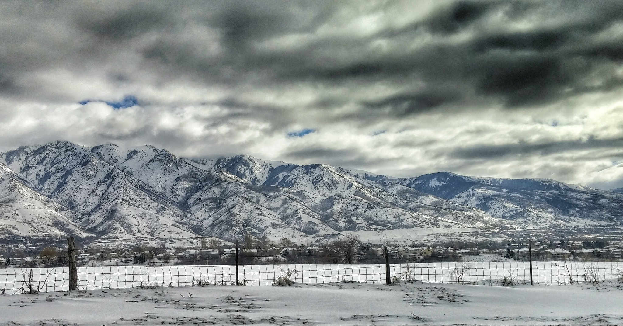 More if the Wasatch Range by Jim Beitz