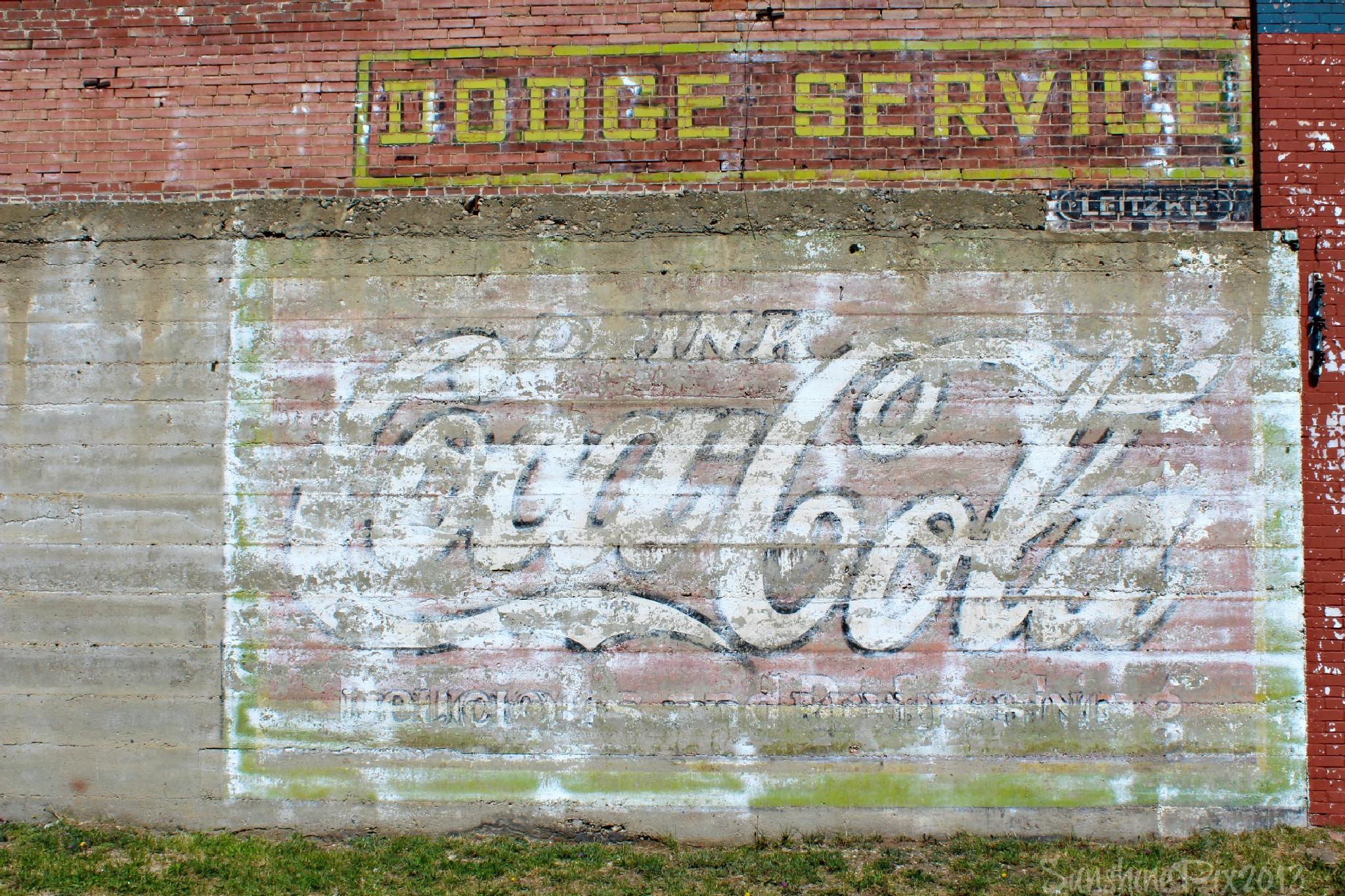 ghost sign by DianaV