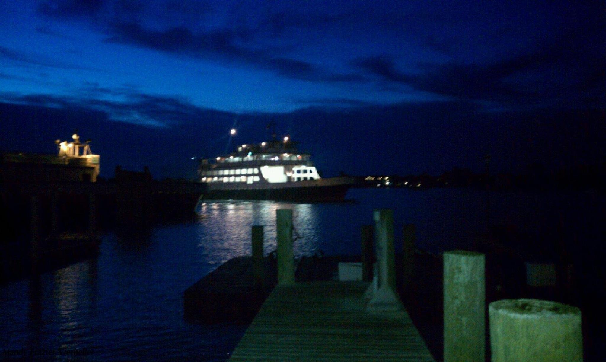 Ocracoke Ferry by naturelover49