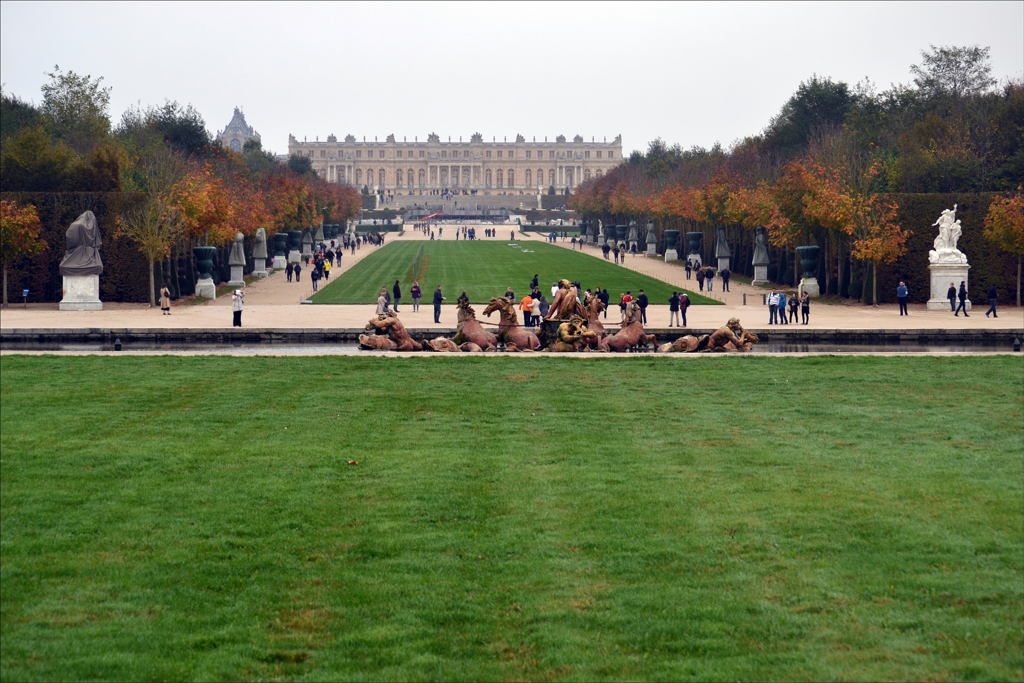 Palace of Versailles by Fred Matos