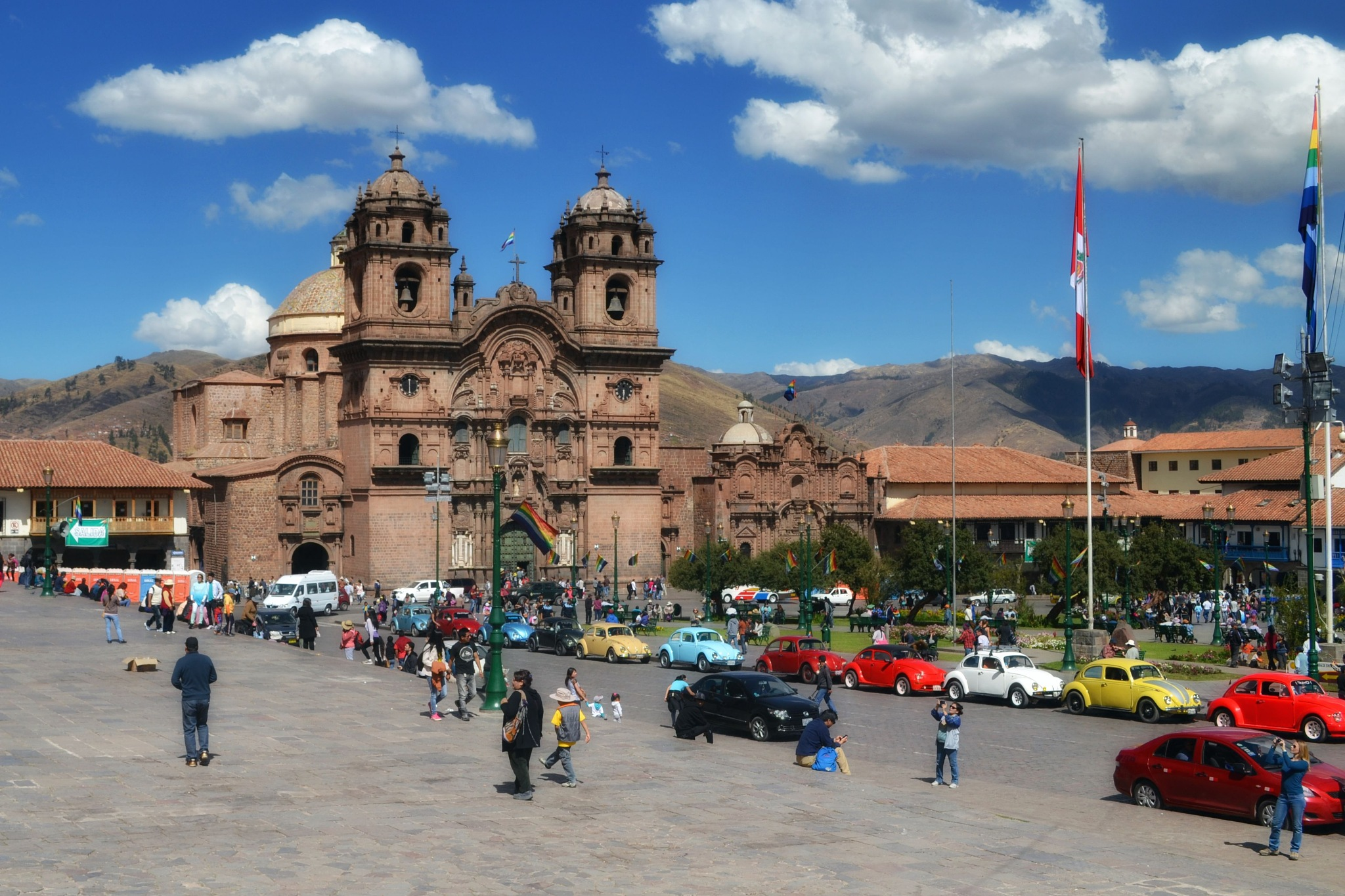 Cusco by Fred Matos