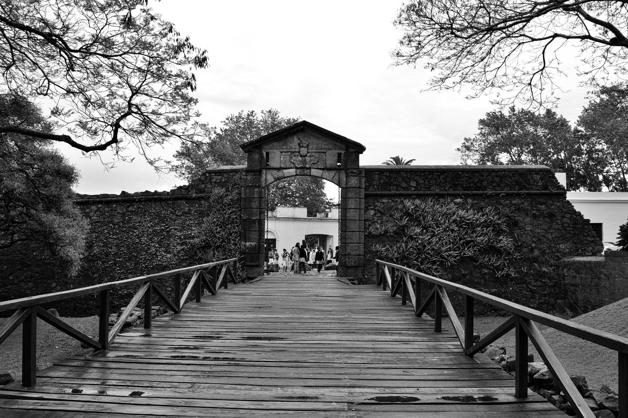 ponte e portal  by Fred Matos