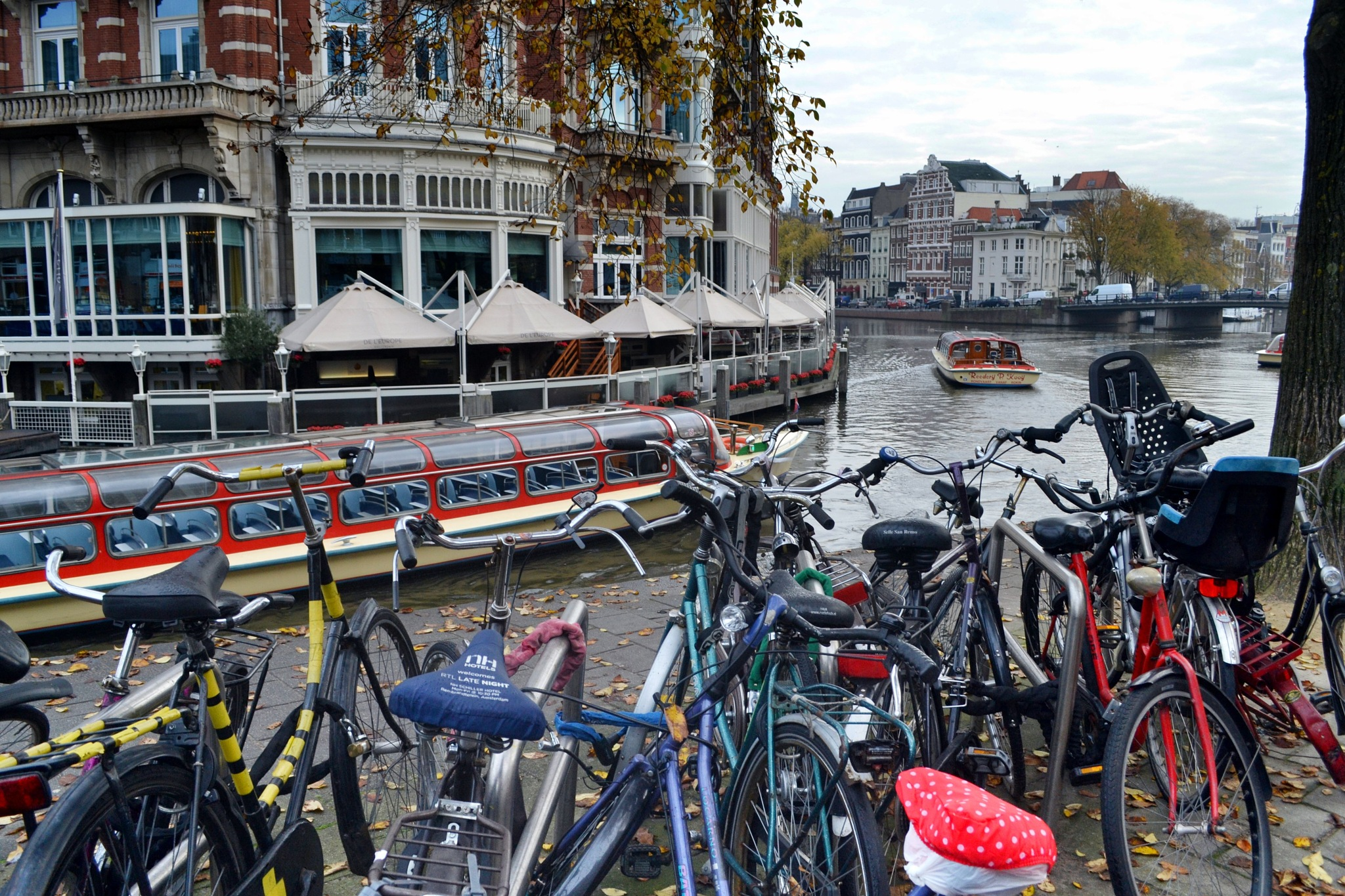This is Amsterdam by Fred Matos