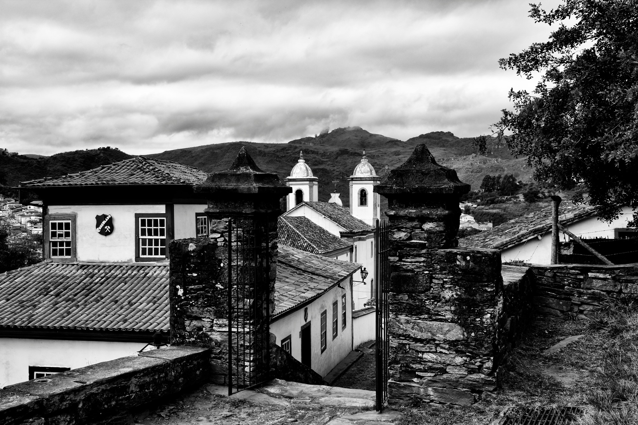 Ouro Preto - World Heritage site by Fred Matos