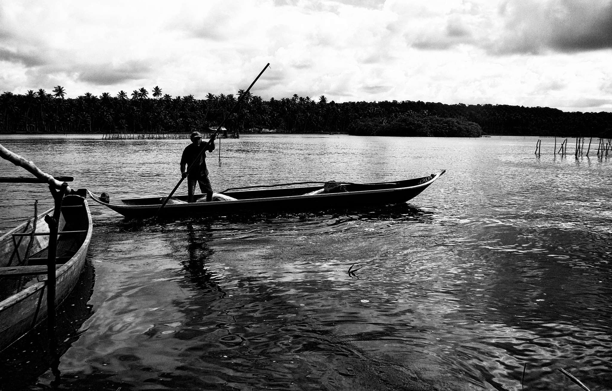 canoeiro by Fred Matos