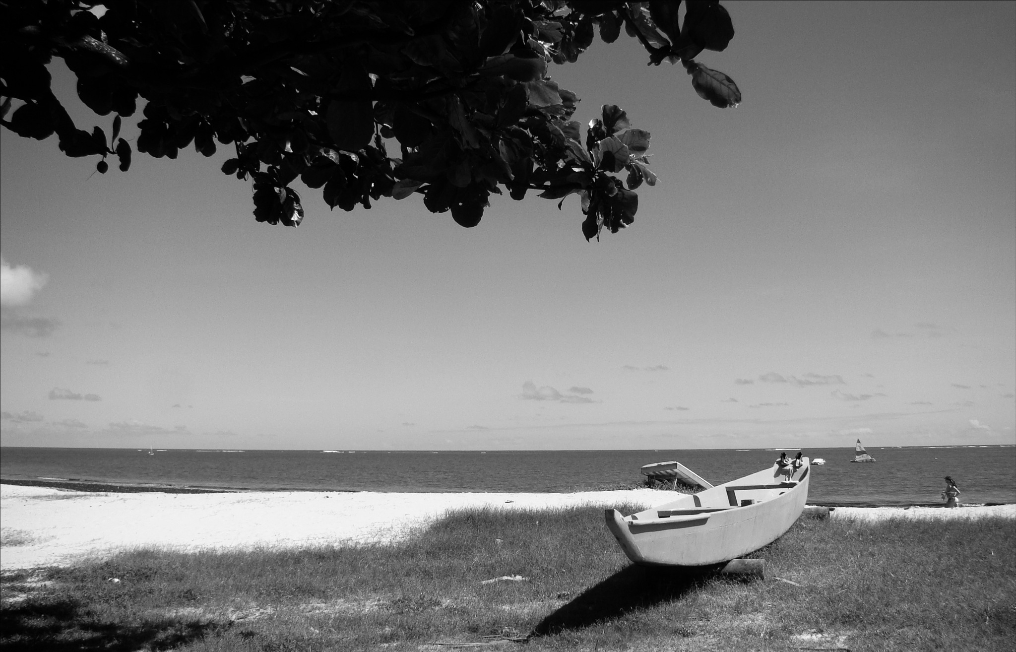 canoa  by Fred Matos