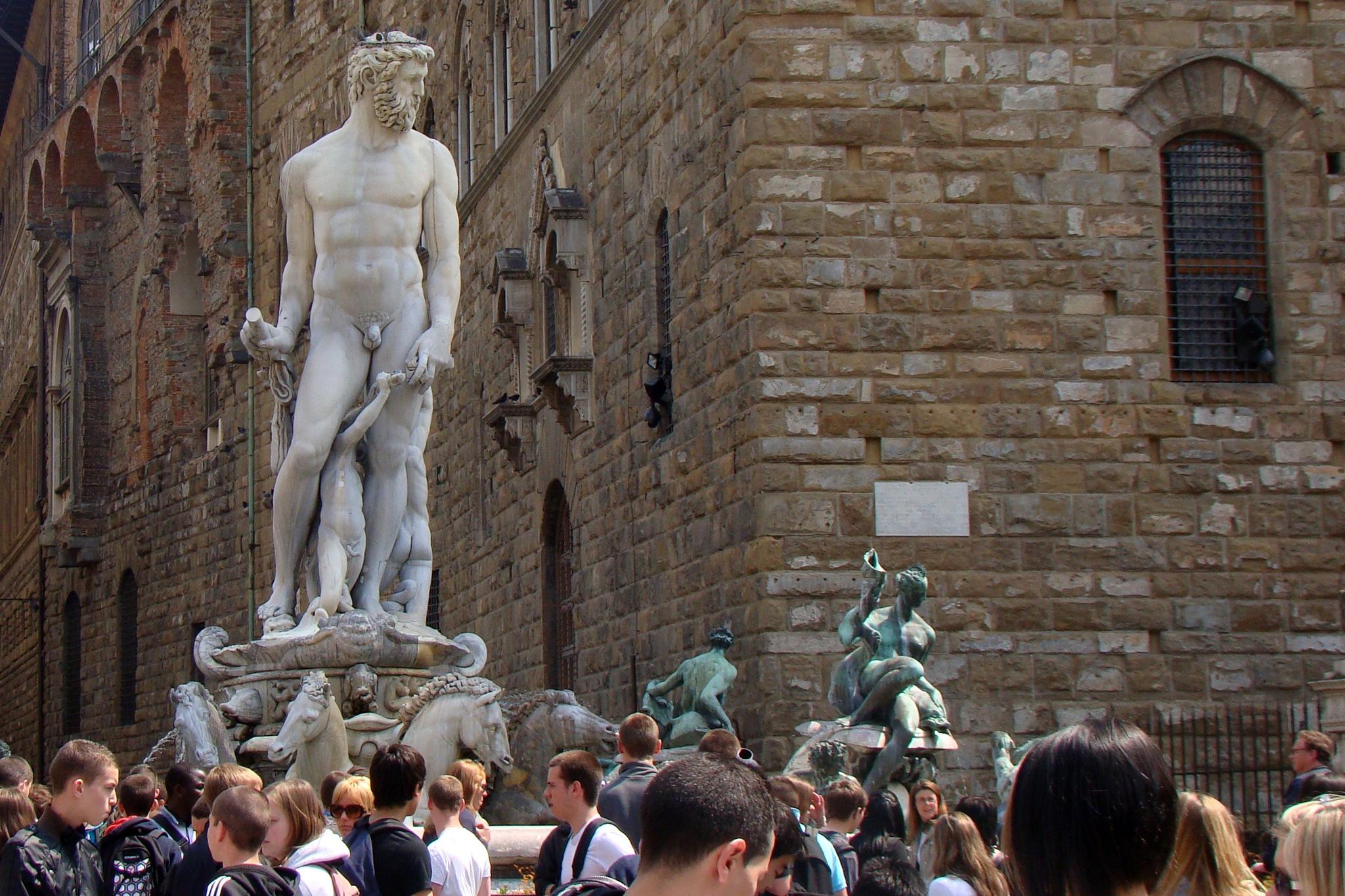 Piazza della Signoria by Fred Matos