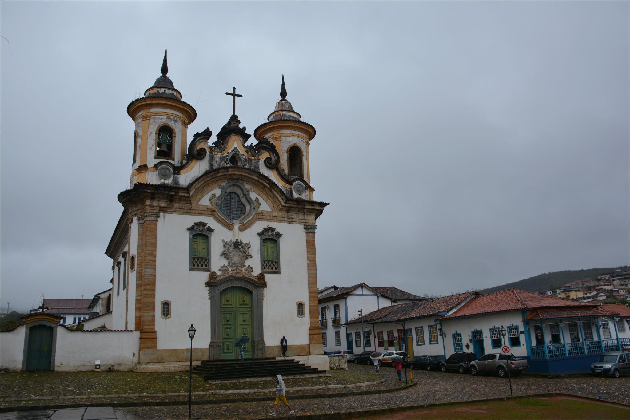 Igreja Nossa Senhora do Carmo by Fred Matos