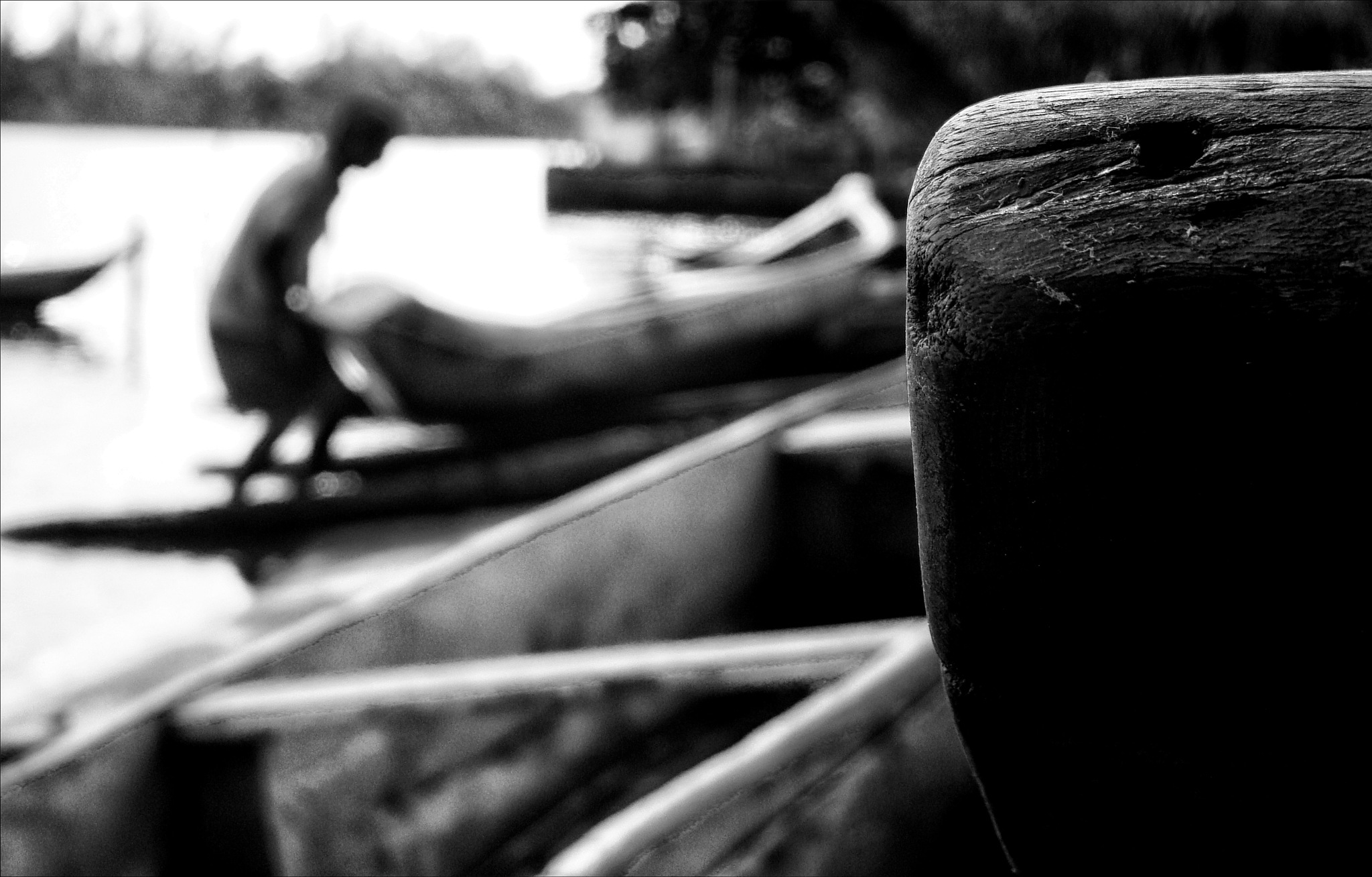 na beira da lagoa by Fred Matos