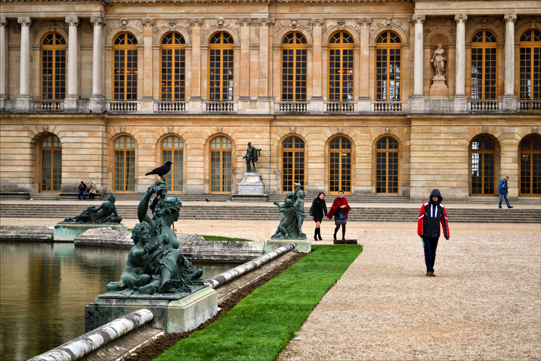 Château de Versailles by Fred Matos