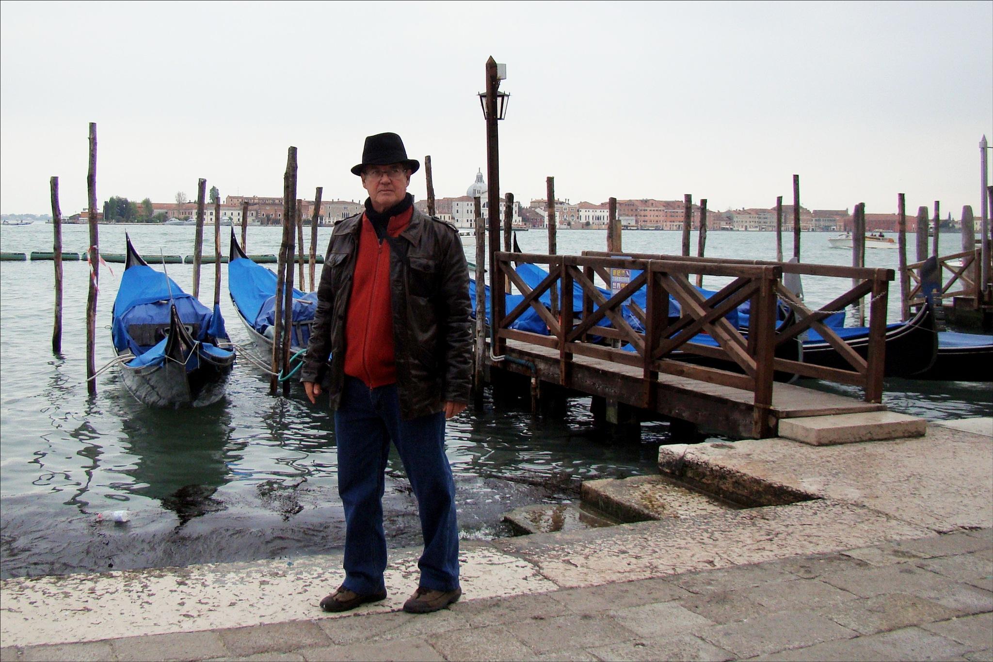 Um baiano em Veneza by Fred Matos