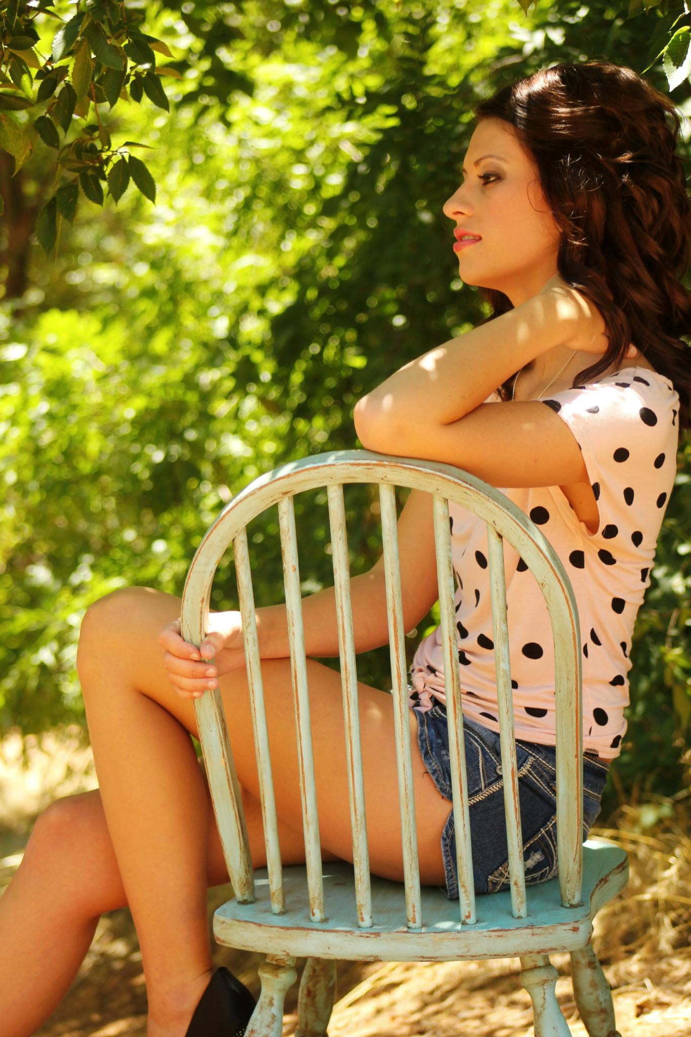 Pondering by Michelle Davis Photography