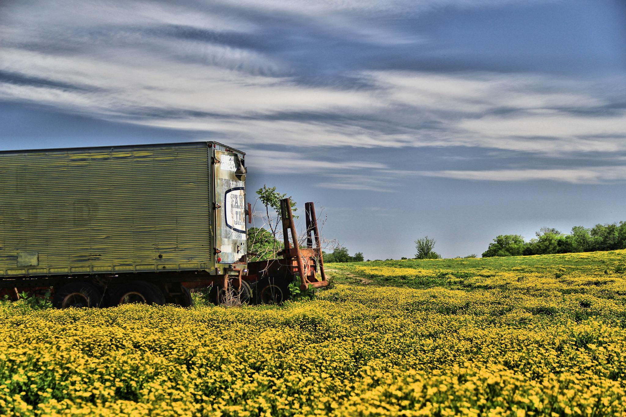 Abandoned Trailers  by daryl.chamlee.9