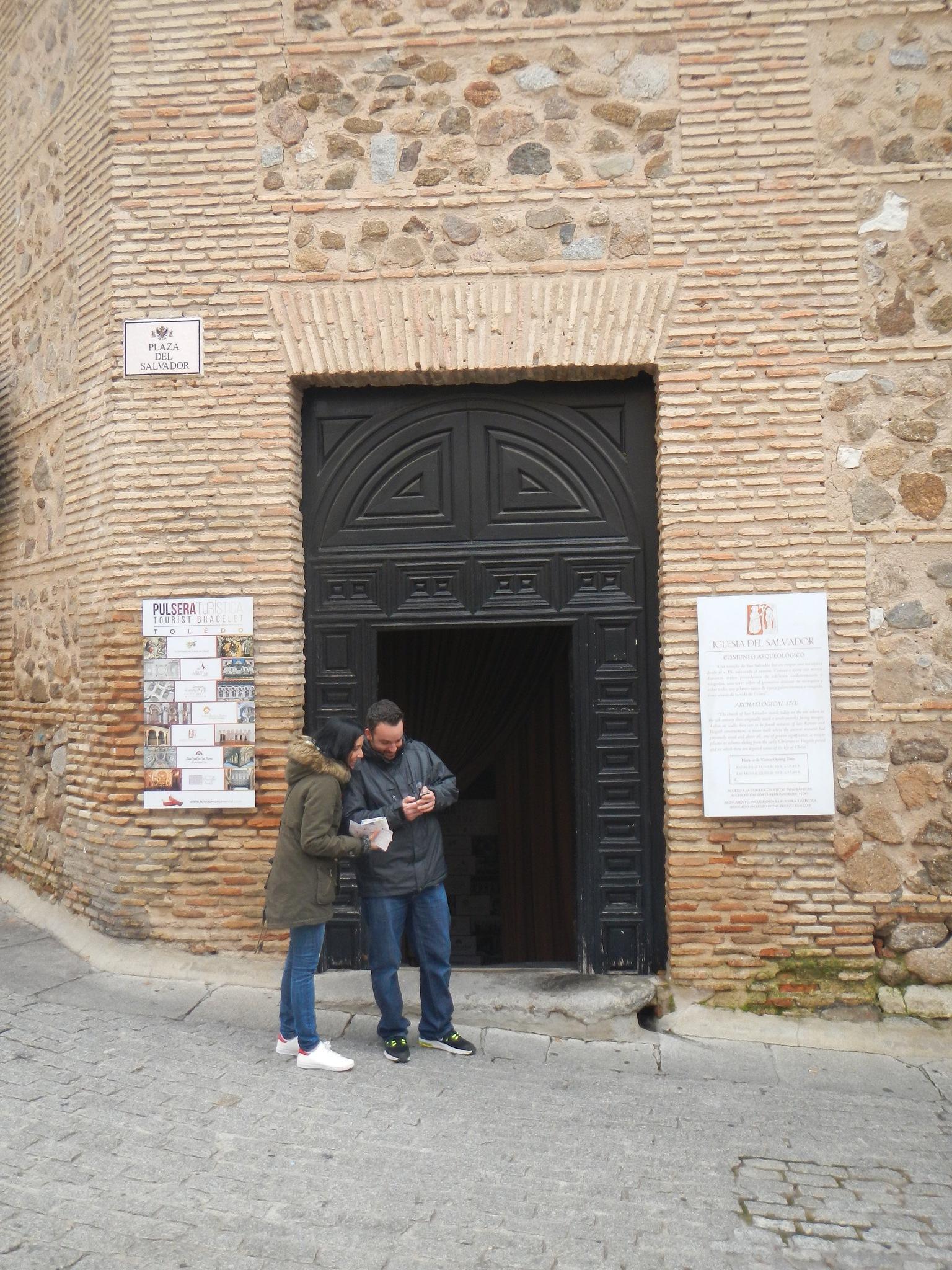 Toledo streets and doors by Saygın Saner