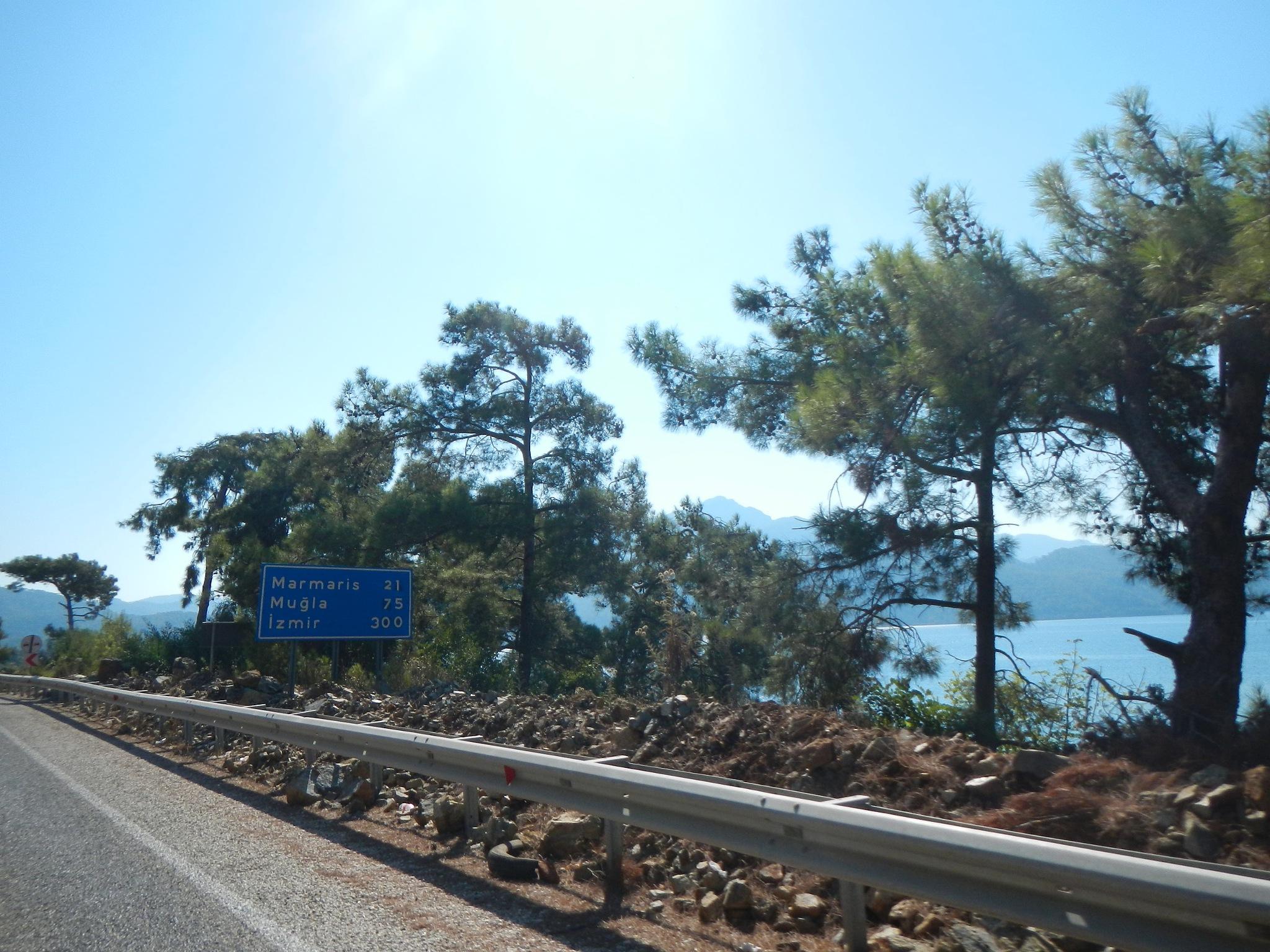 Traveling by motor 5 by Saygın Saner