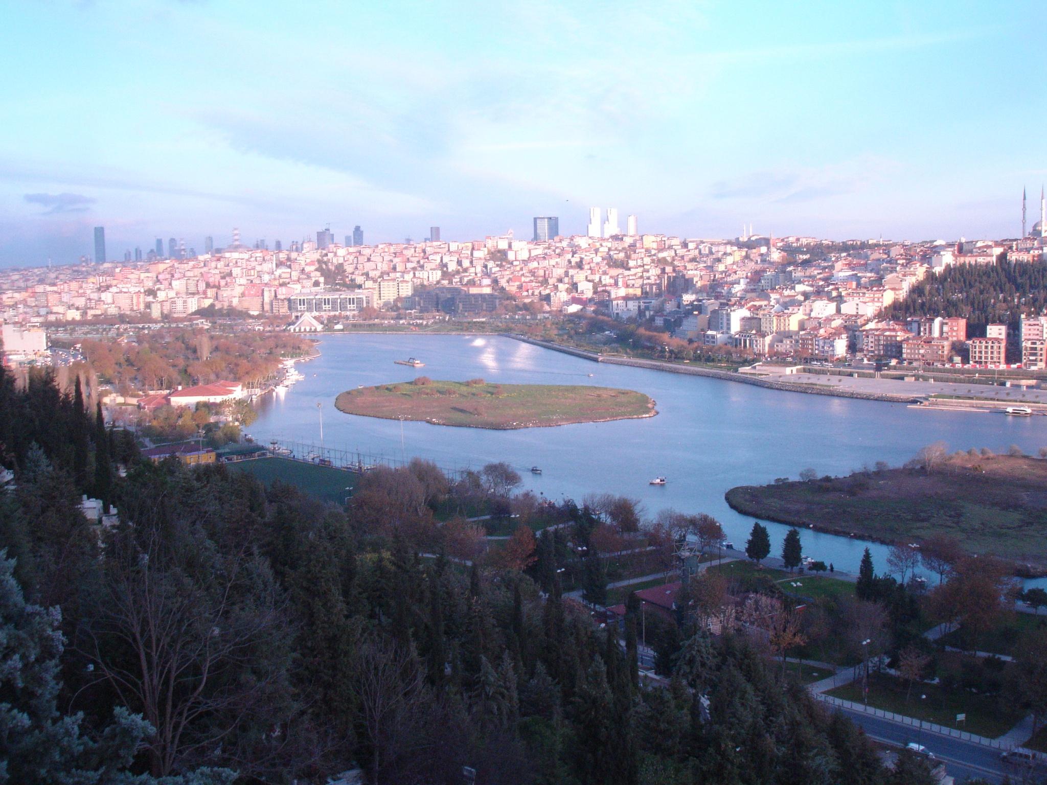 gold horn by Saygın Saner