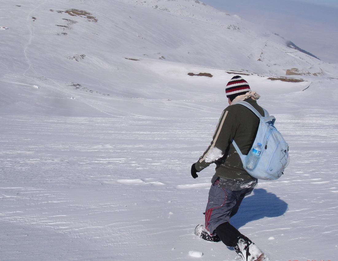 SNOW by Saygın Saner