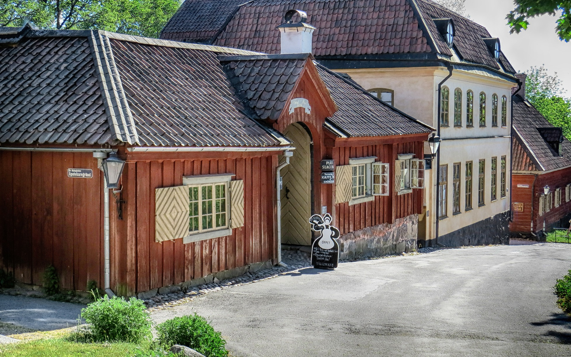 Street from the past by susanne.m.andersson.92