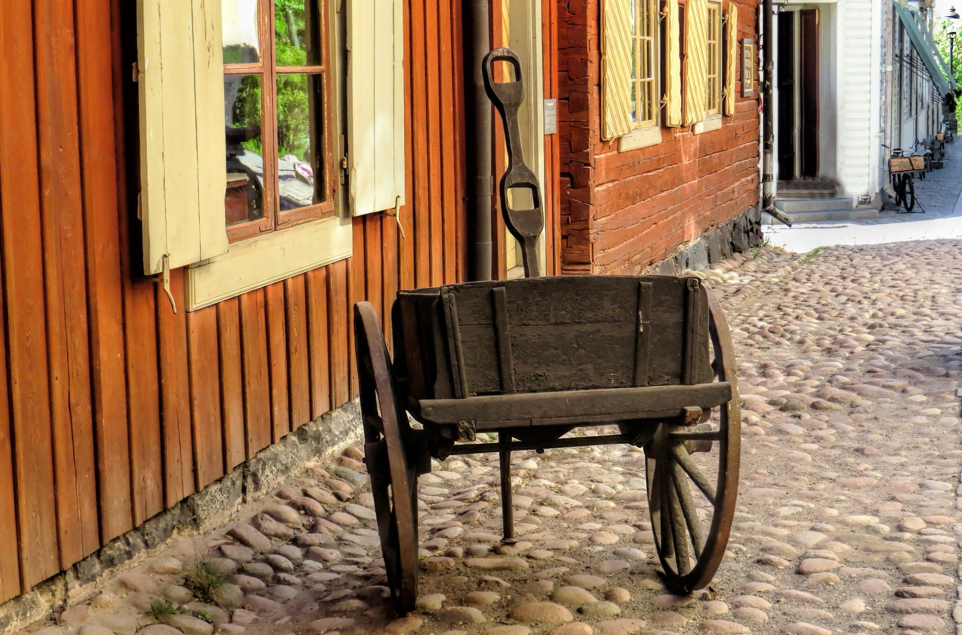 Old Wagon by susanne.m.andersson.92