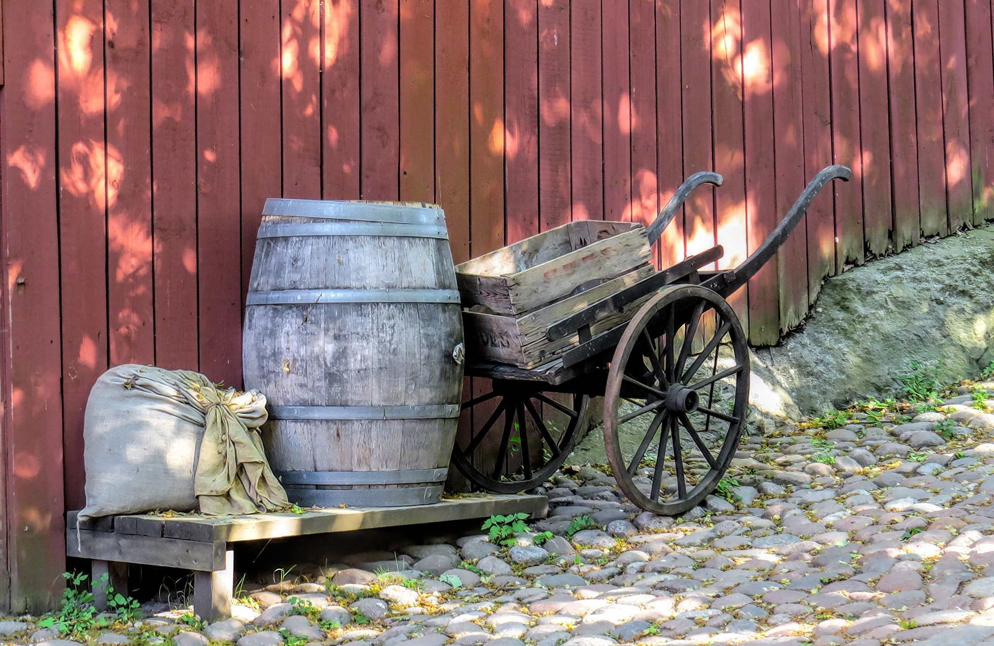 Old cart by susanne.m.andersson.92