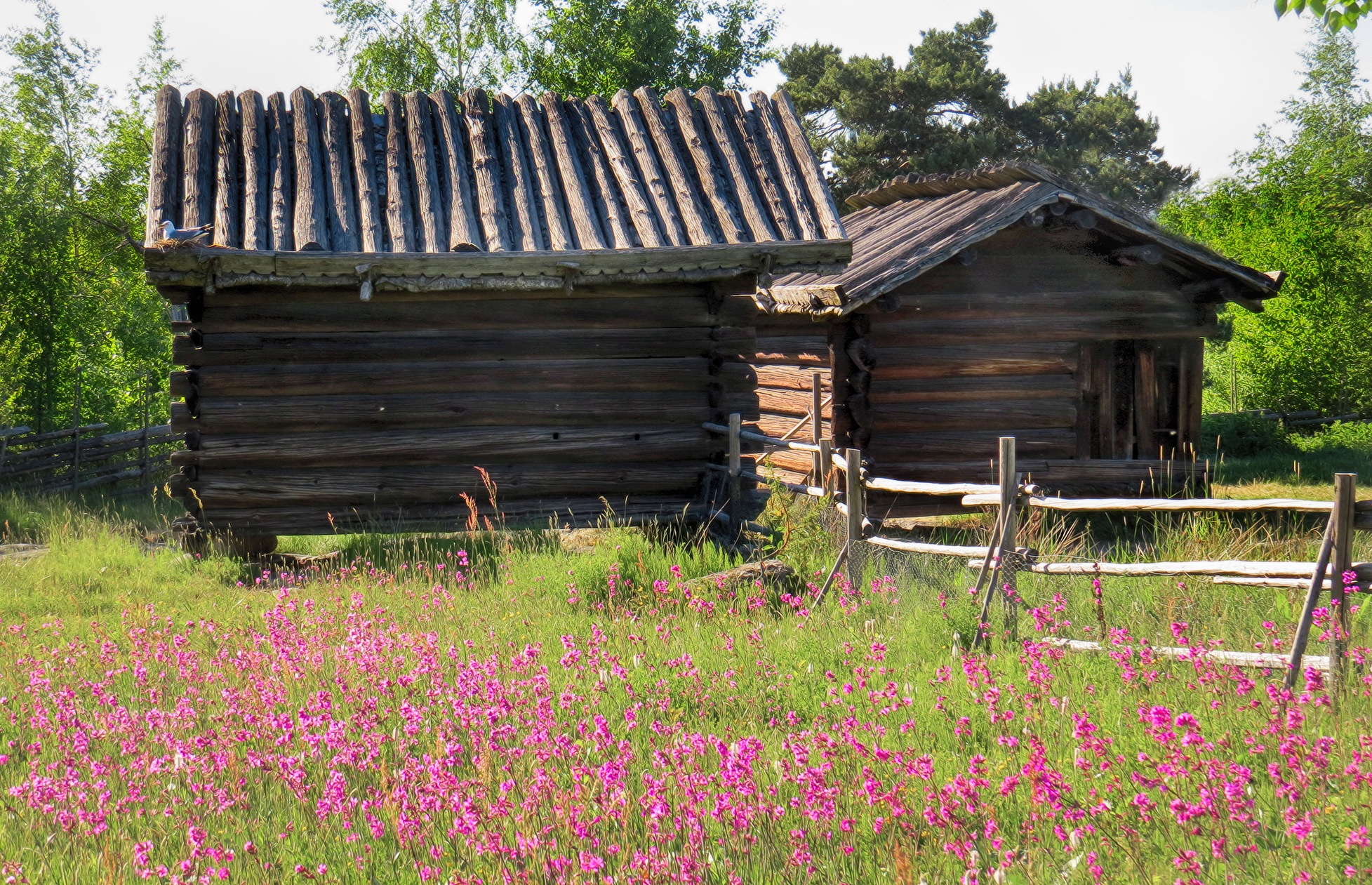 Old Wooden House by susanne.m.andersson.92