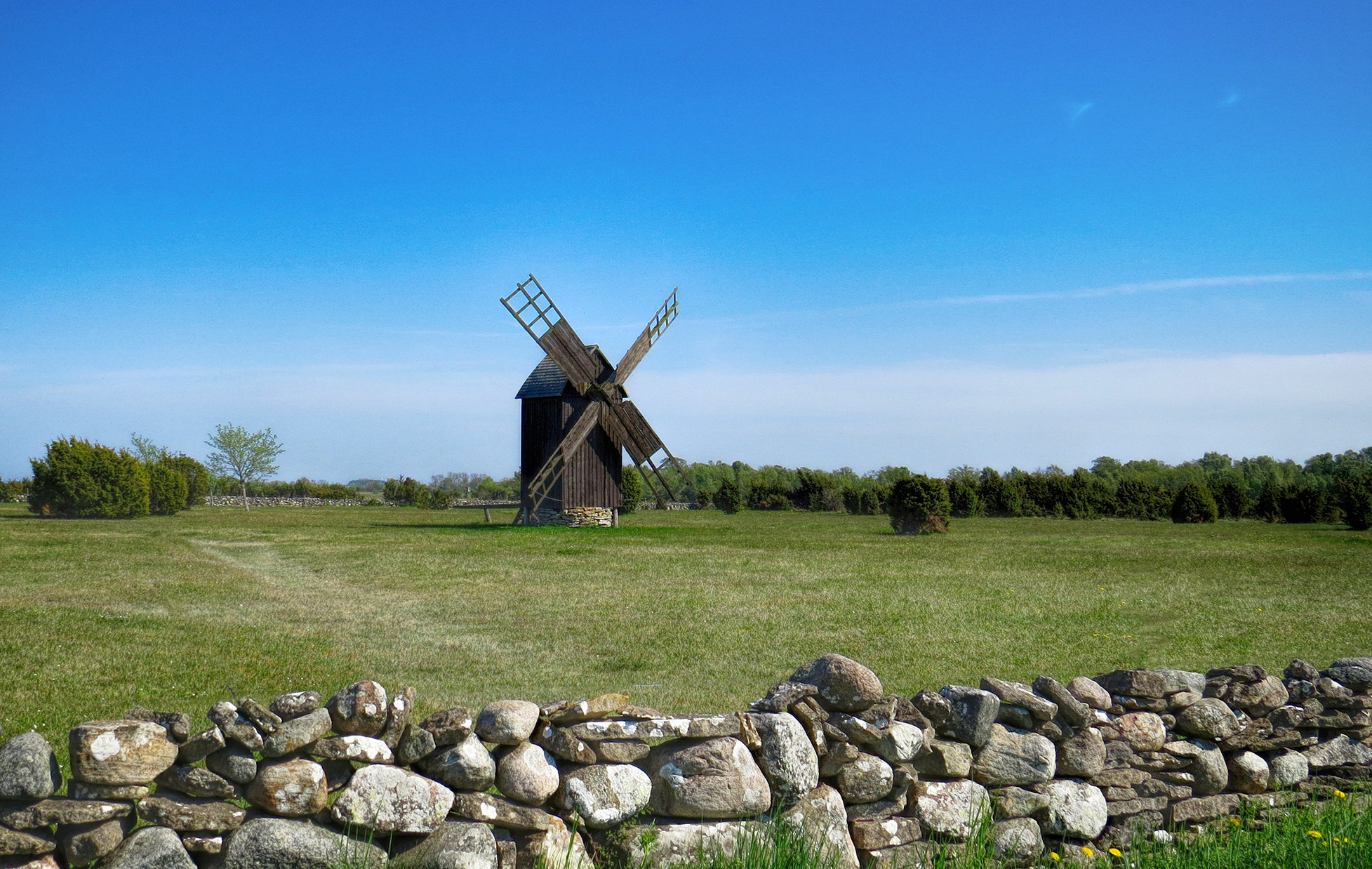 The old Windmill by susanne.m.andersson.92