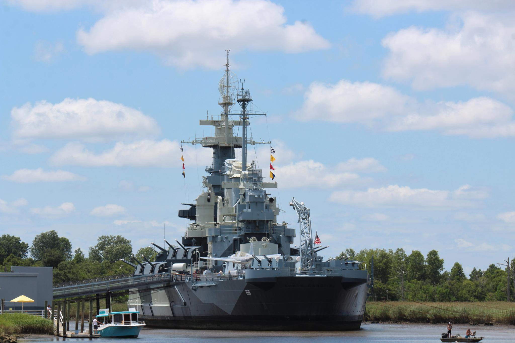 The USS North Carolina by bernice.desmond