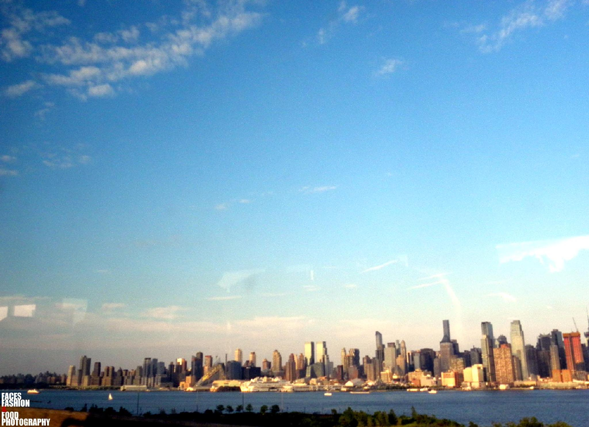 LEAVING NEW YORK CITY... by Richelle Desiree
