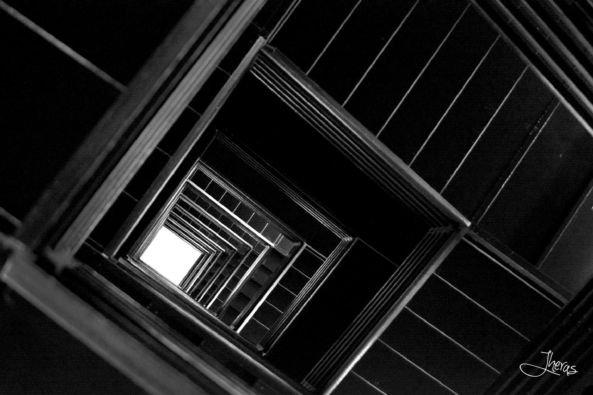 Bottom Stairs by Jesus Heras