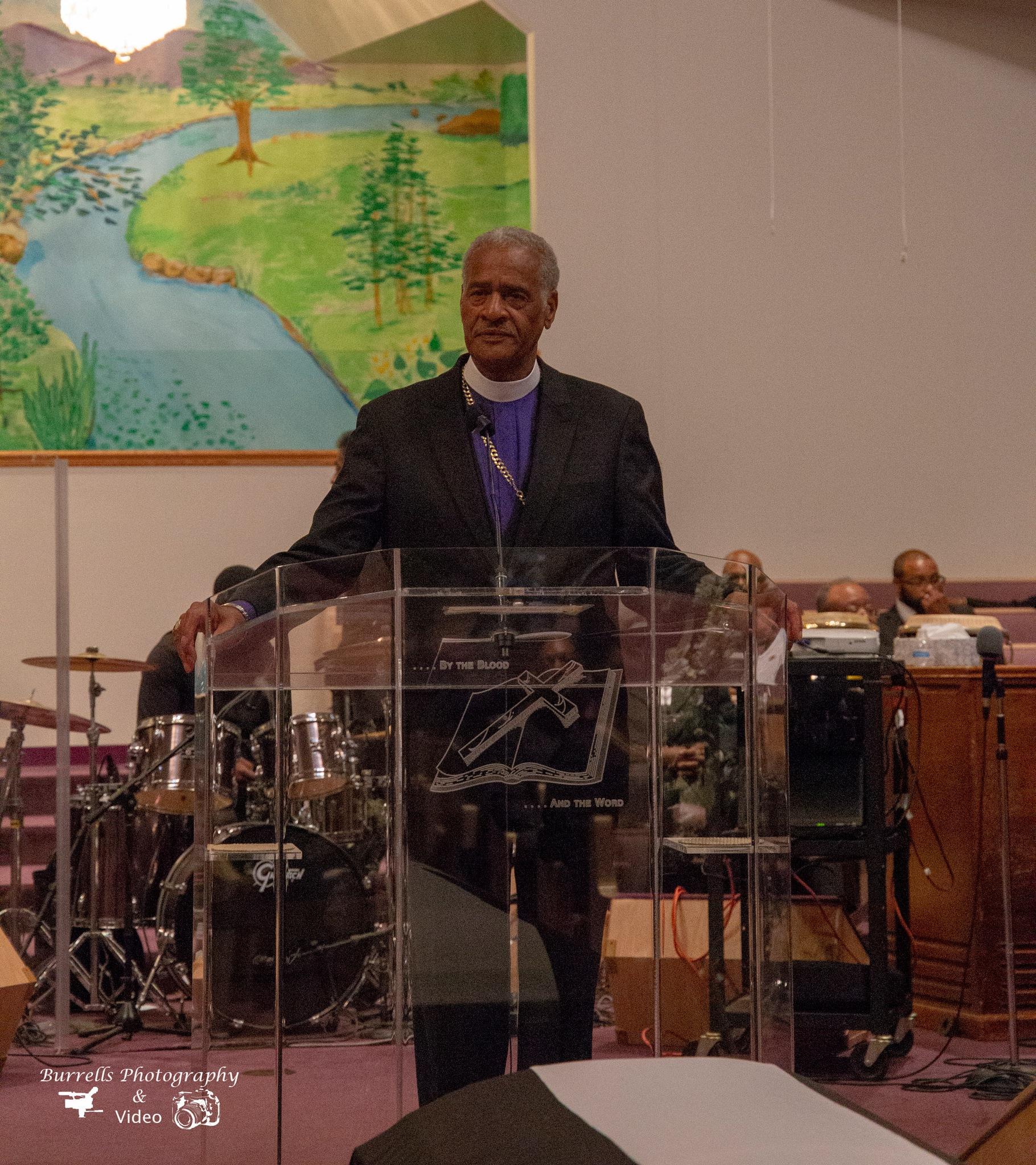 Bishop Speaks by Robert Burrell