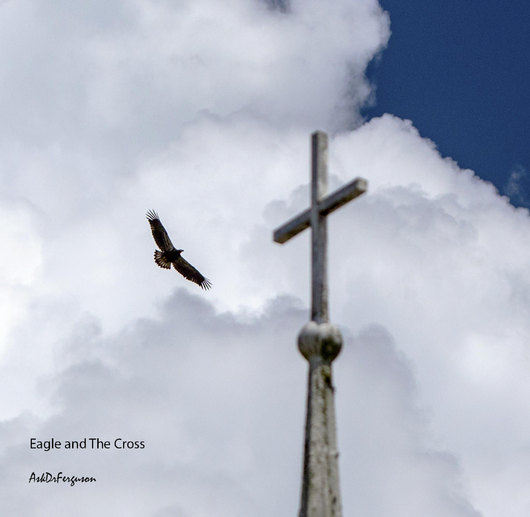 Eagle and The Cross by askdrferguson