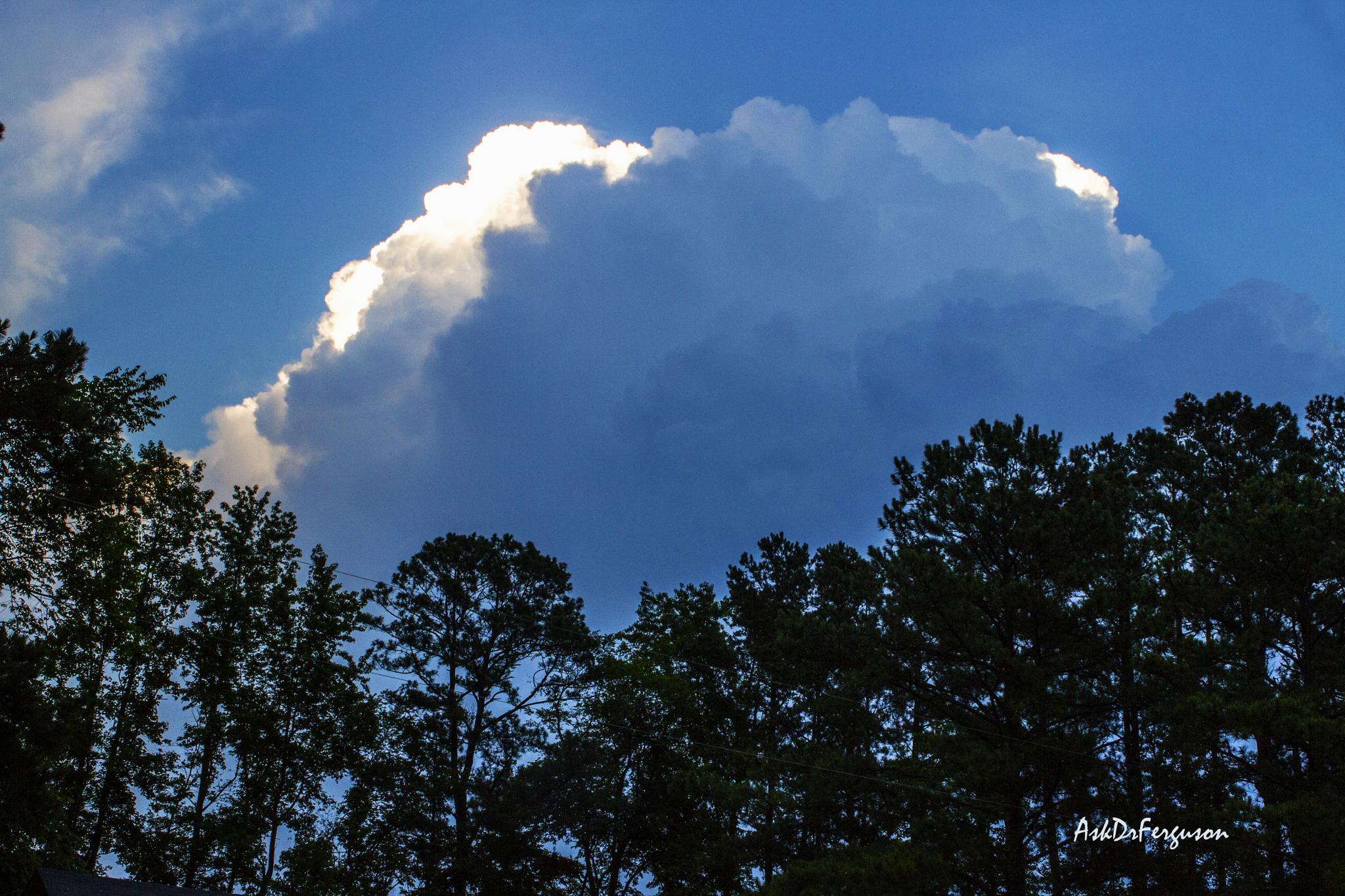 Even Clouds by askdrferguson