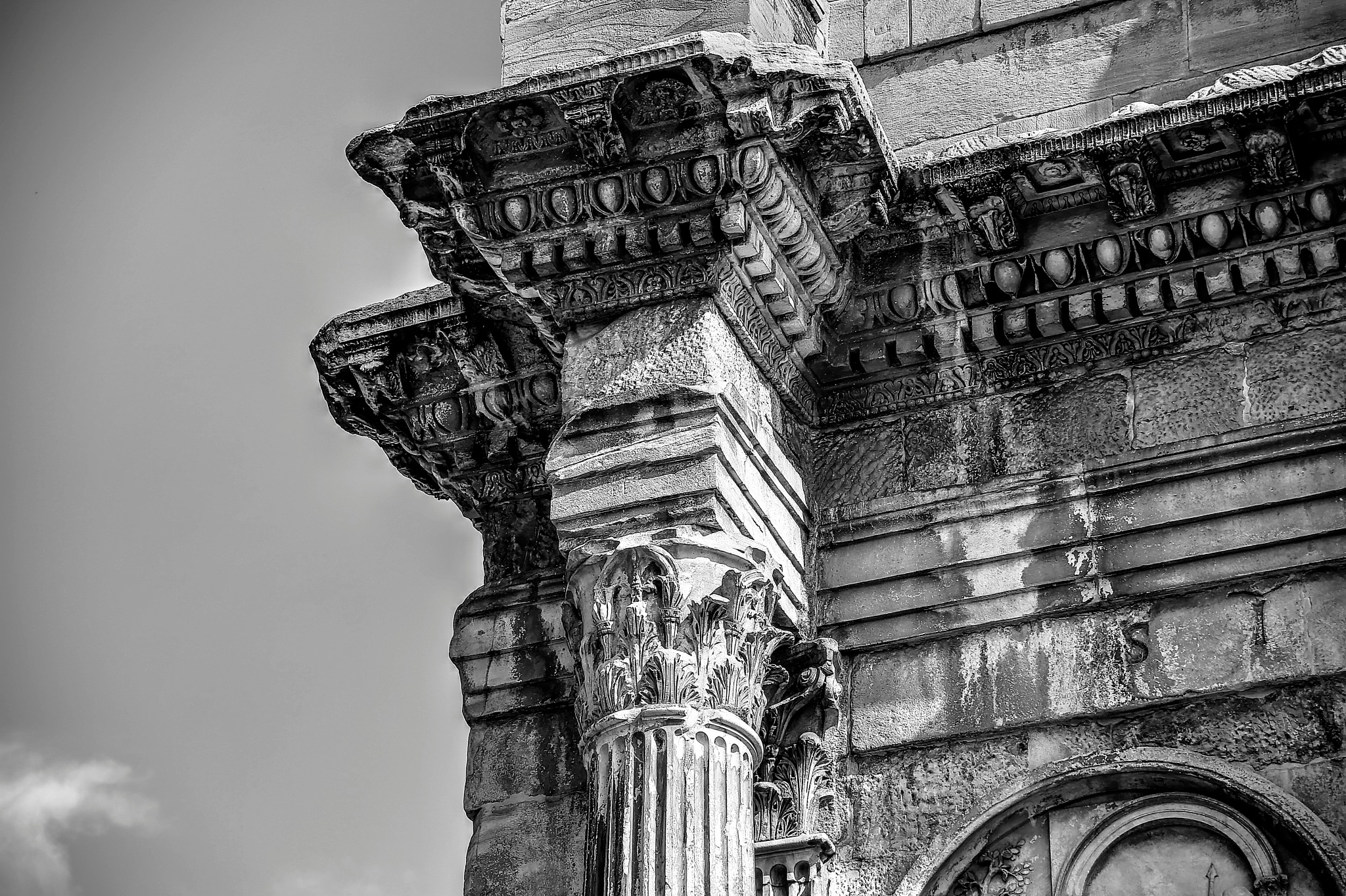 The amazing details of Colloseum by catharina.rytter