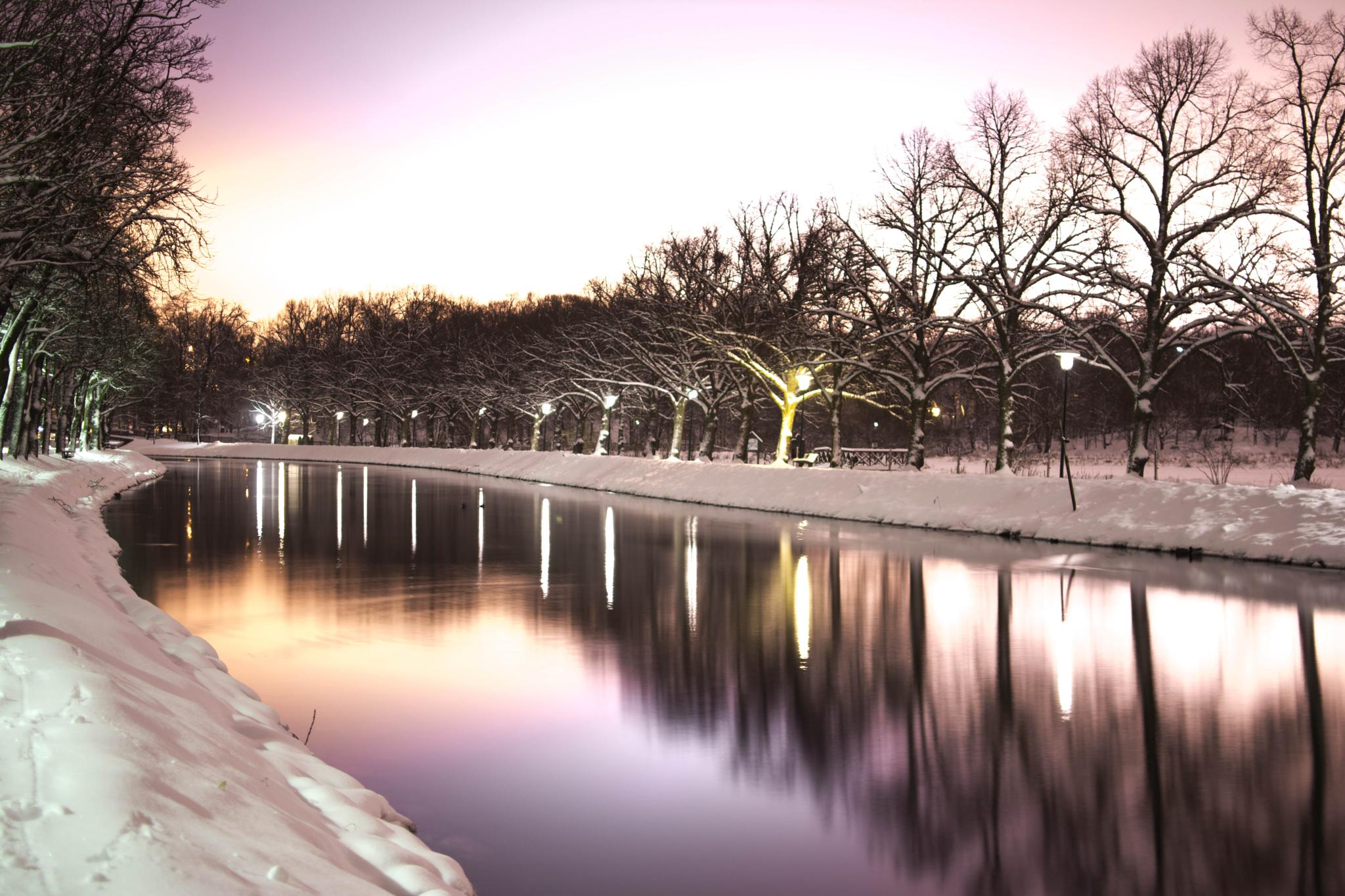 The canal by emanuel.eriksson