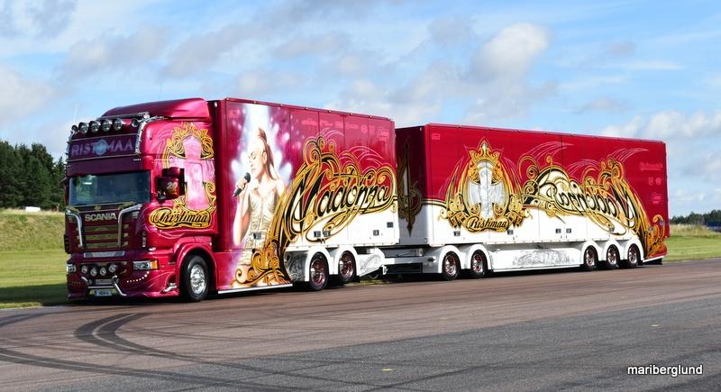 Scania R560 Madonna-Truck   by mari.berglund.5