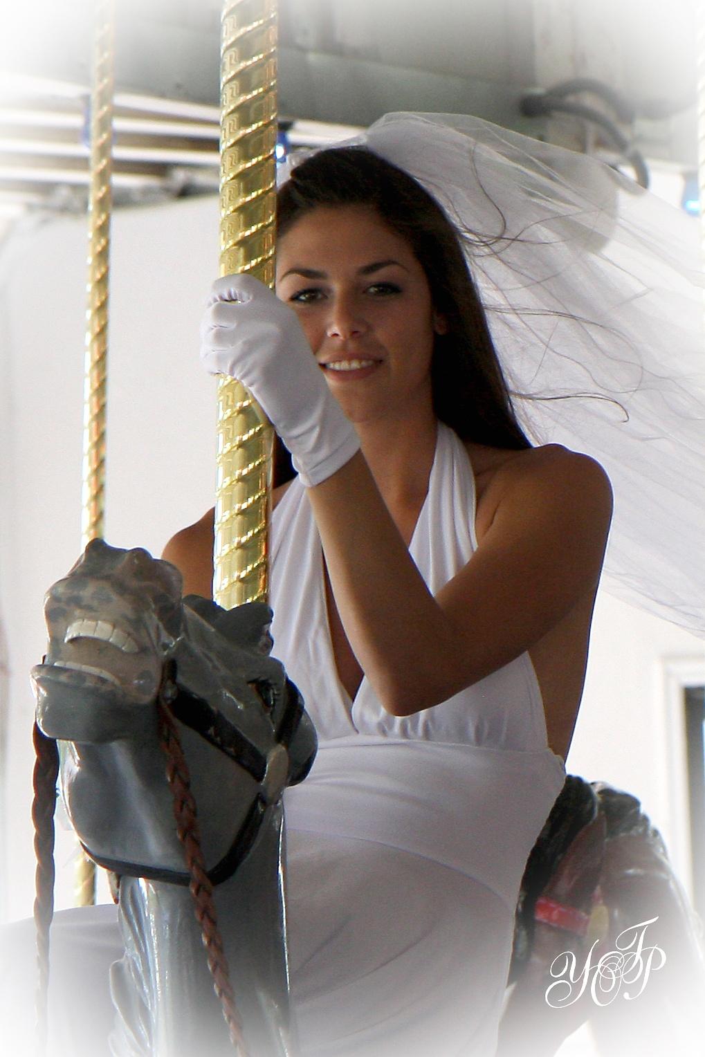 Carousel Bride by kurt.d.welker