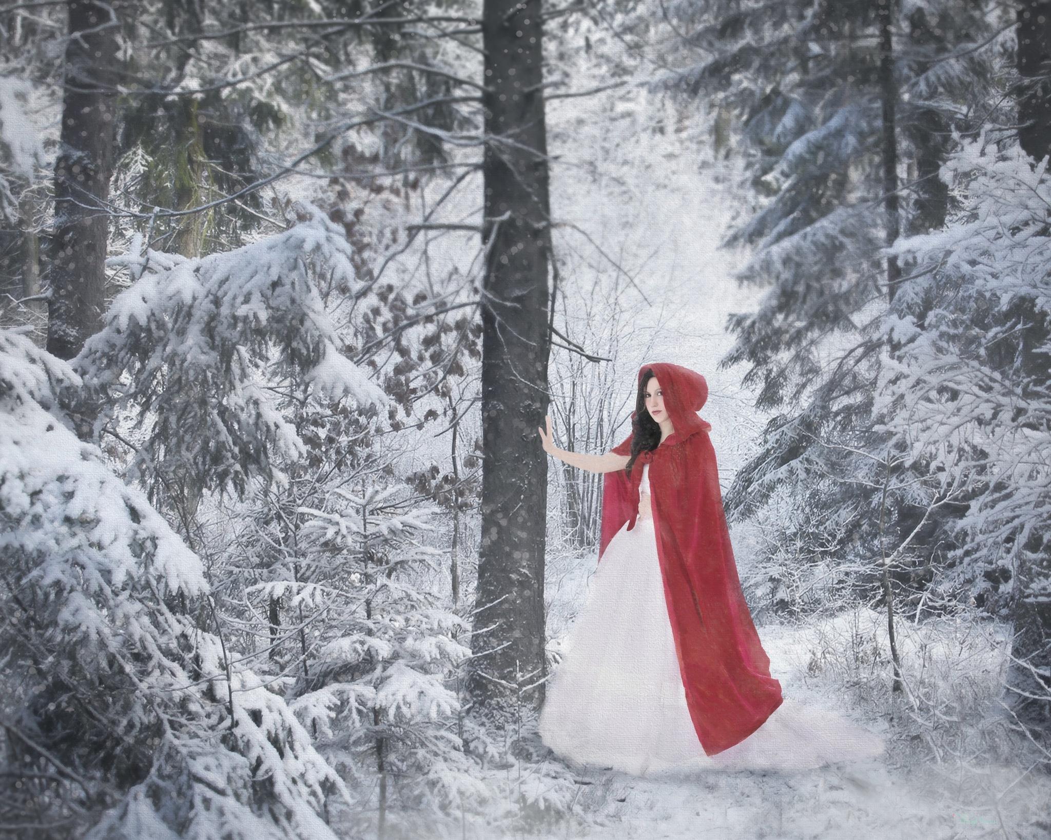 Red Riding Hood by Cherbeni
